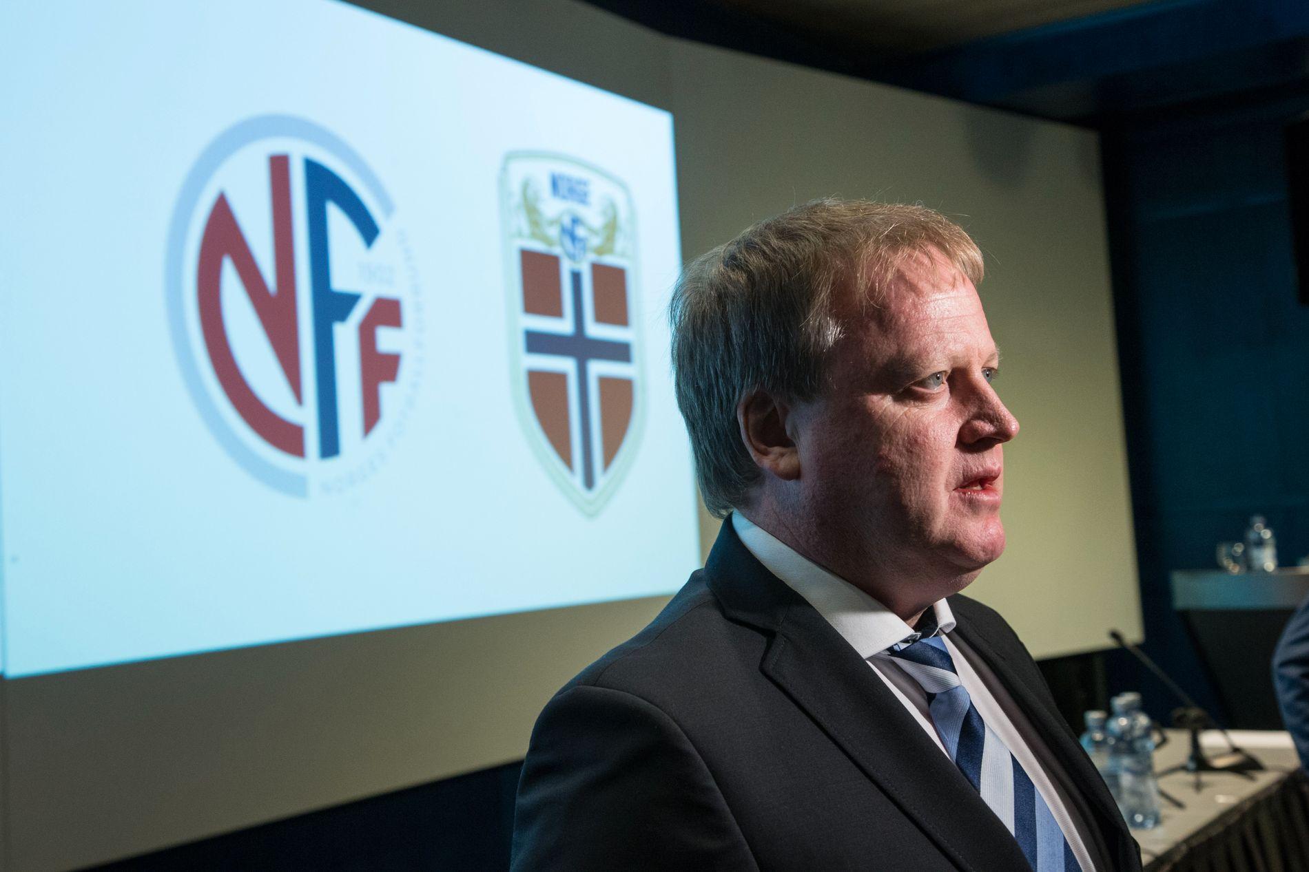 Fotballpresident Yngve Hallén og NFF har bestemt seg for å gi sin støtte til Sepp Blatters motkandidat prins Ali av Jordan.