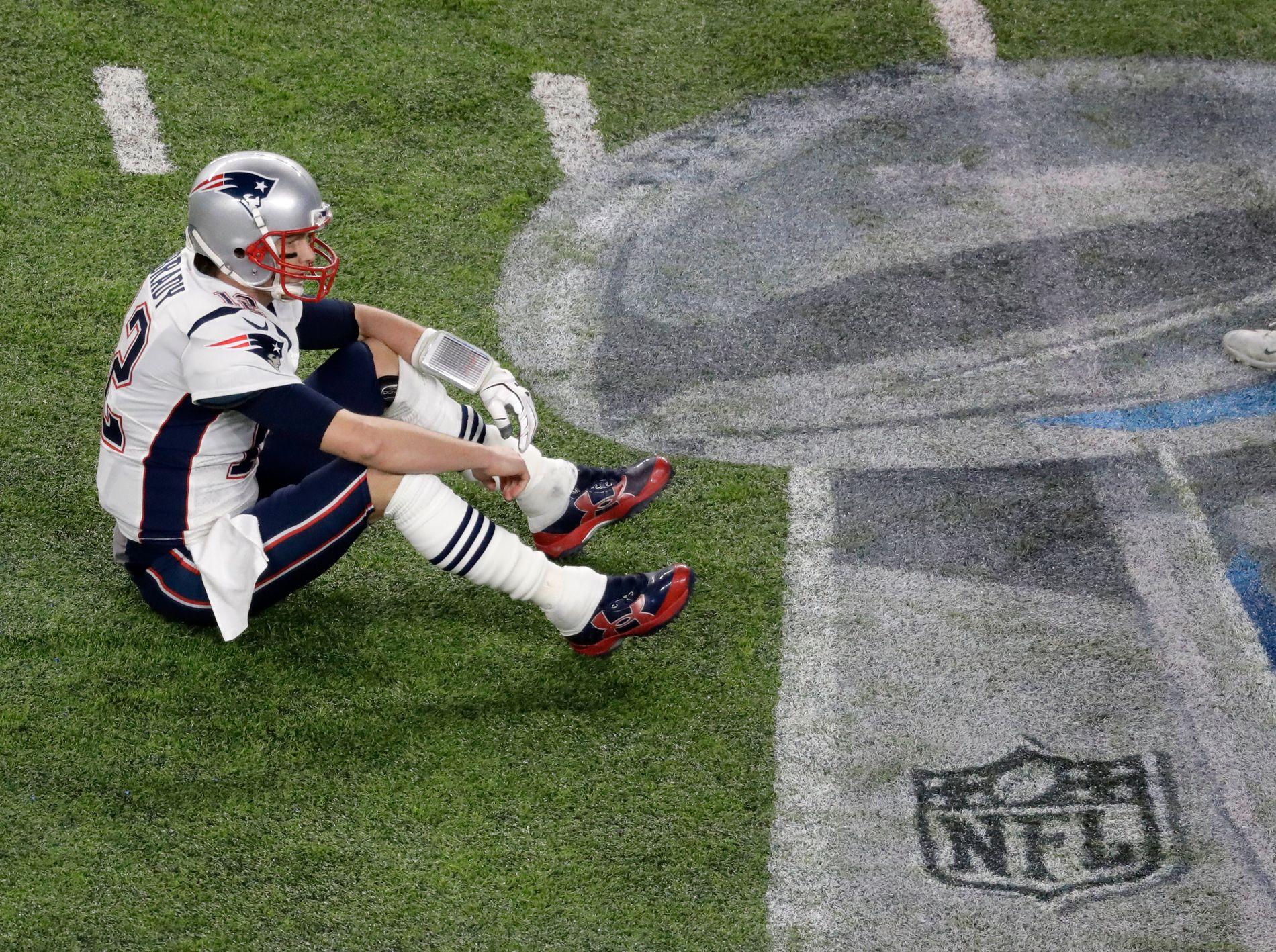 Tom Brady klarte ikke å vinne sin sjette Super Bowl-ring.