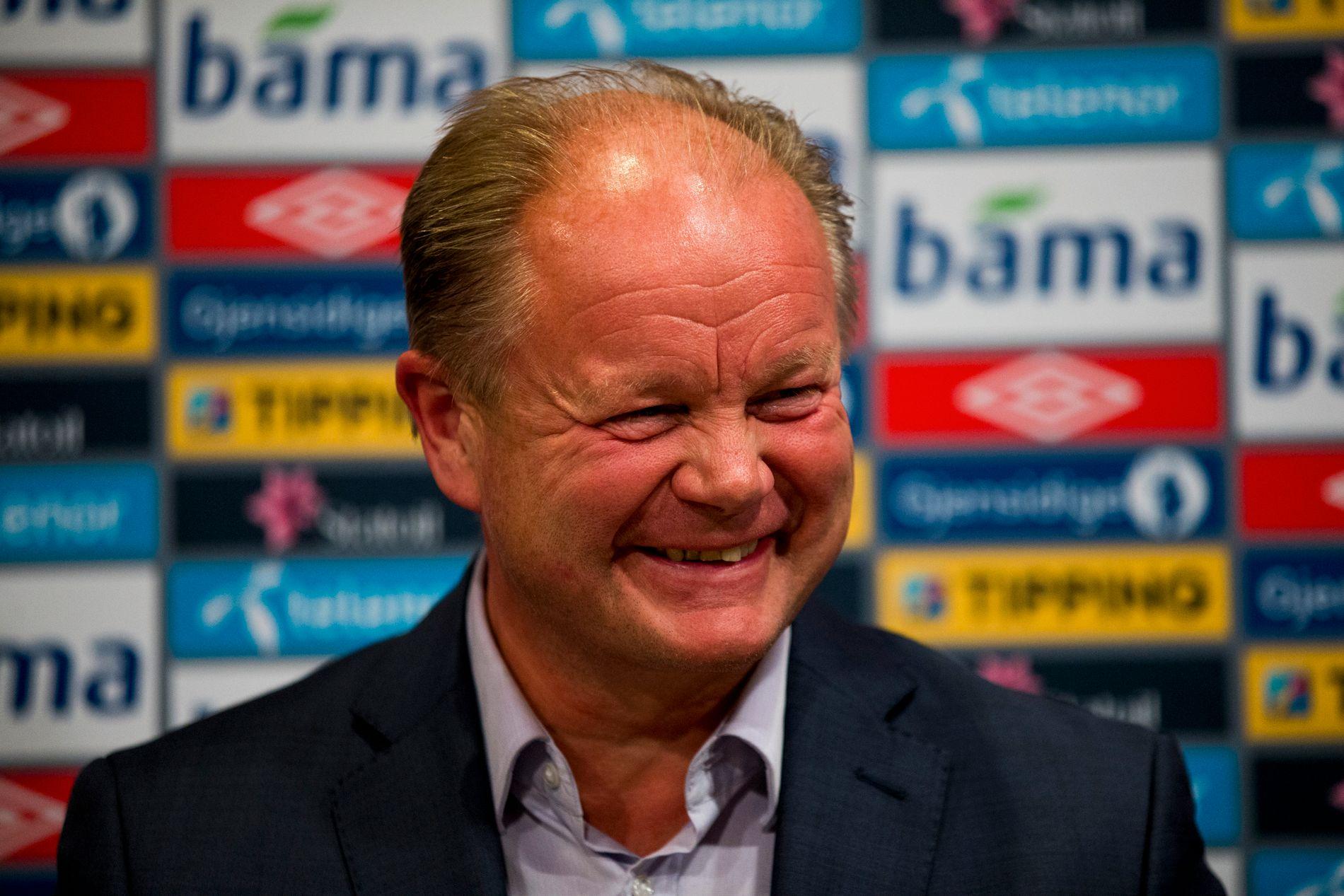 Per-Mathias Høgmo er ansatt som ny landslagssjef.