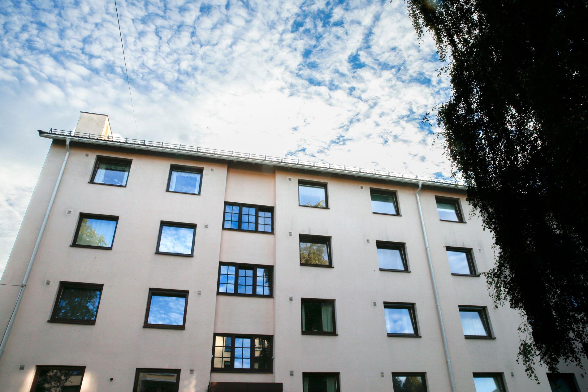 STIGNING: Boligprisene steg 11,6 prosent de siste tolv månedene, 21,7 prosent bare i Oslo.