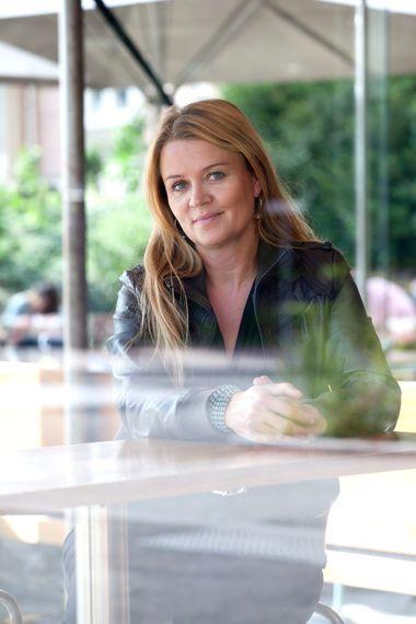 – VELKOMMEN: Styreleder i Spellemannprisen, Marte Thorsby, ønsker søndagens #metoo-markering velkommen.