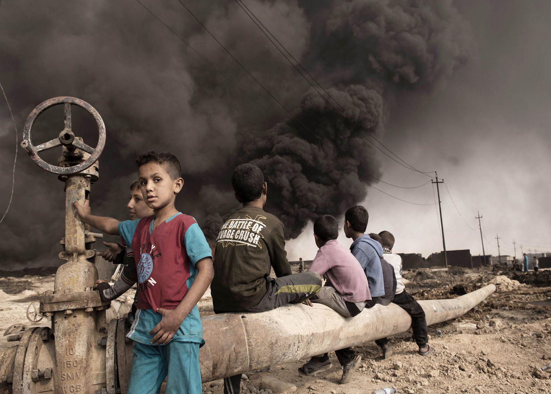 BRUTALT: Filmen «ISIS Tomorrow – The Lost Souls Of Mosul» vises på Arabisk filmfest.