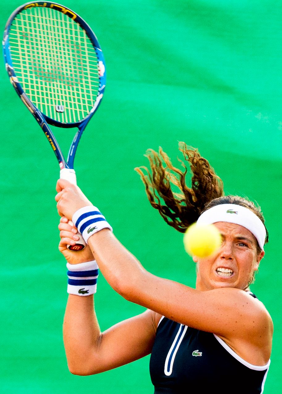Eikeri har spilt sin beste tennis denne helgen, og kan vinne sin første 100.000 dollar-turnering søndag.