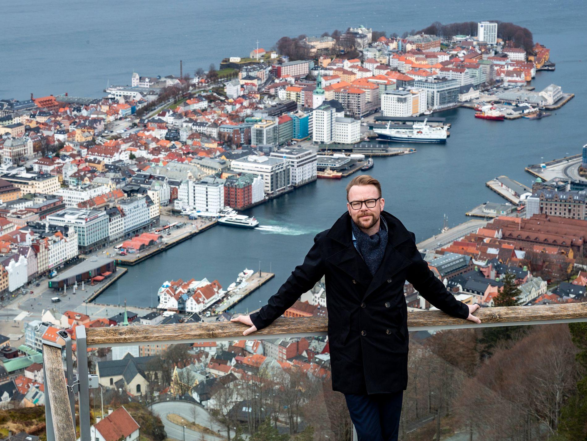 FORHANDLE: Venstresiden i Bergenspolitikken vokser, og ingen må tro at de ikke vil ha en hånd på rattet og en fot på gasspedalen om dette blir valgresultatet, skriver Harald Victor Hove (H).