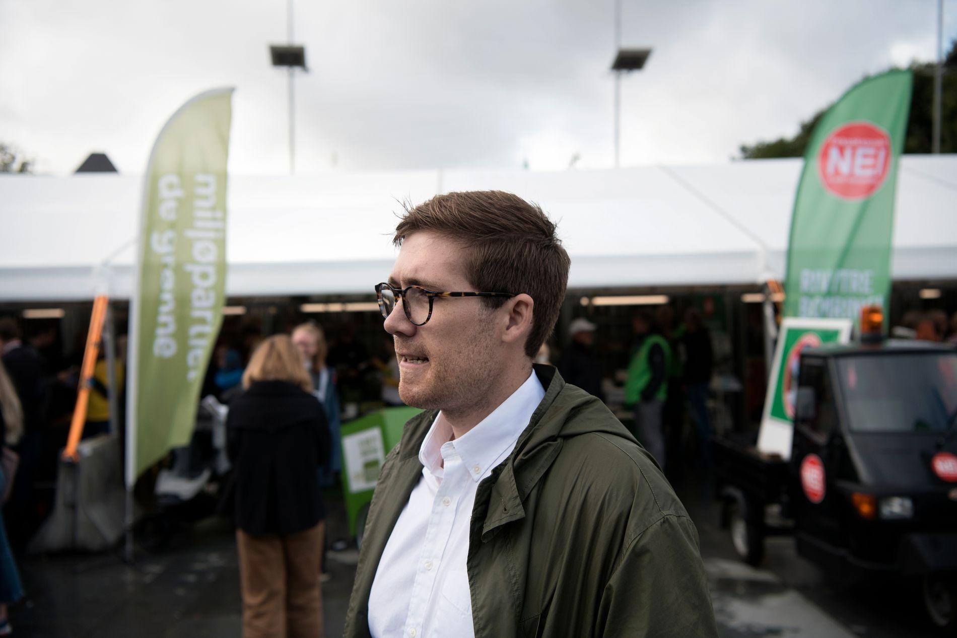 MOTREAKSJON: Når bommotstandarane i FNB har fossa fram, kan det ha skapt ein motreaksjon som Thor Haakon Bakke (MDG) tener på, skriv Morten Myksvoll.