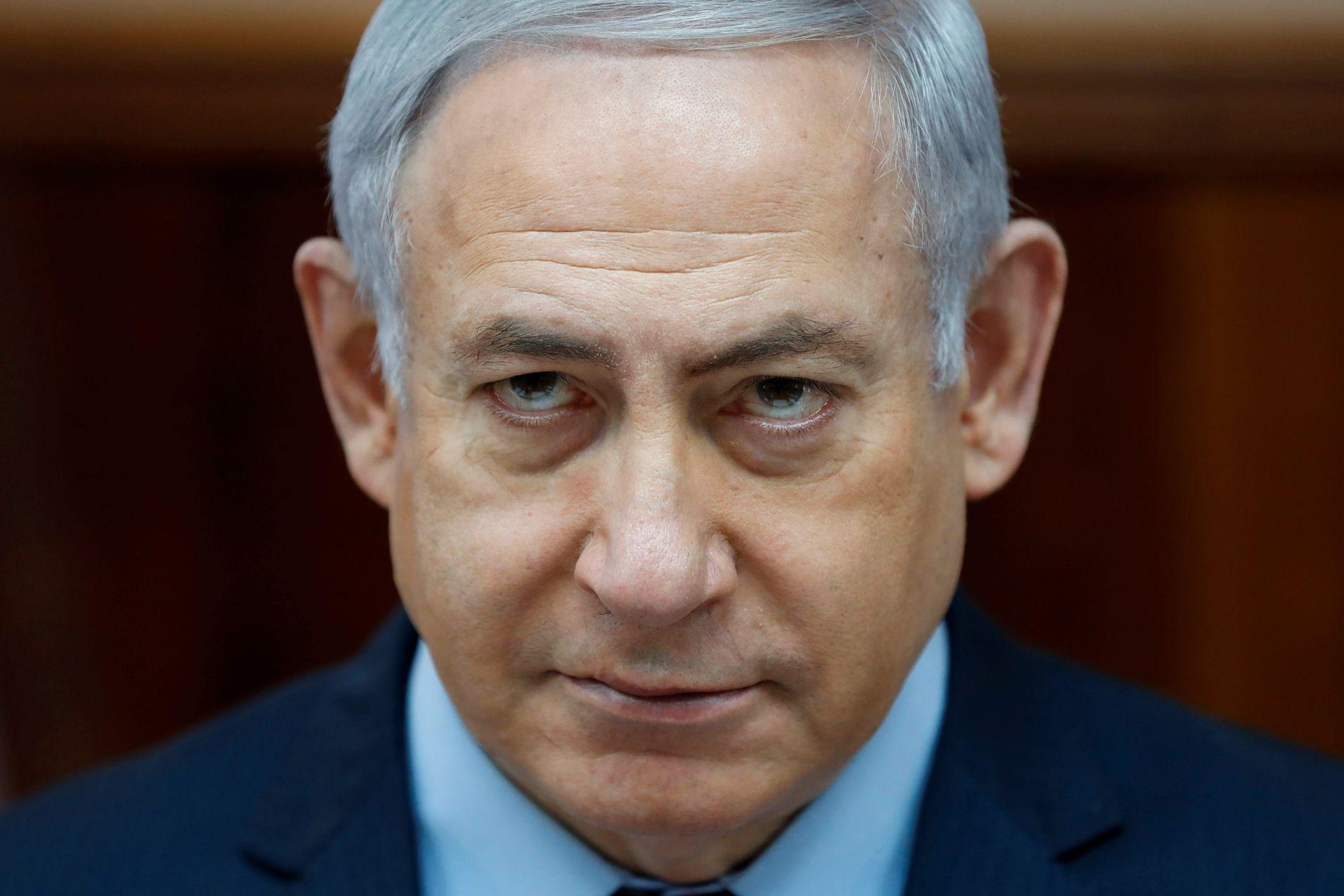 KONTROVERSIELL: Statsminister Benjamin Netanyahu slår fast at det er flertallets rett som gjelder. Slik underminerer han et viktig prinsipp; at et demokrati også skal ivareta minoritetenes interesser, og sørge for like rettigheter for alle nasjonens statsborgere, mener BT.
