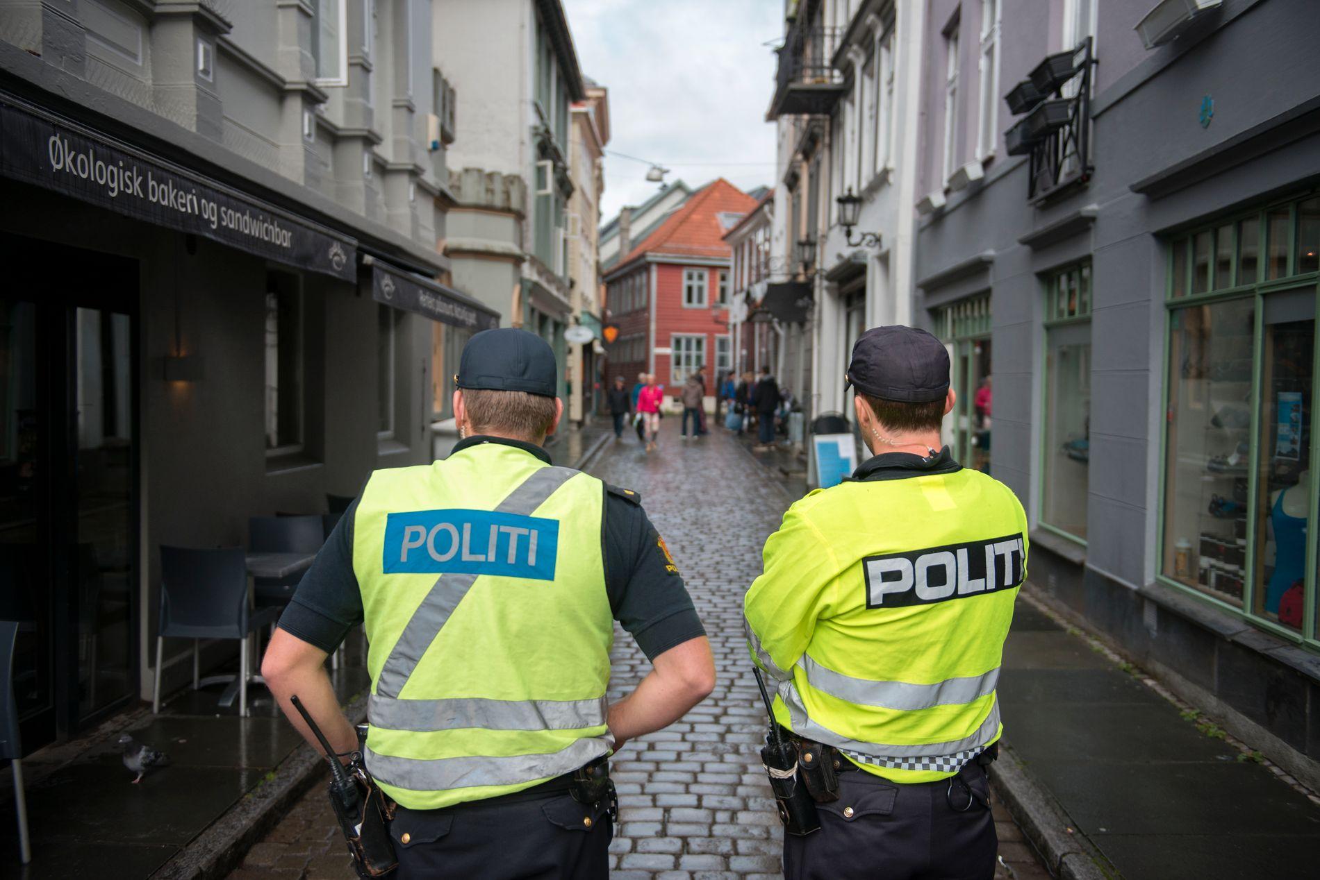 BELASTA: Folk i nabolaget er utslitne og i ferd med å gje opp, skriv innsendaren om problema i og rundt Vågsbunnen i Bergen sentrum.