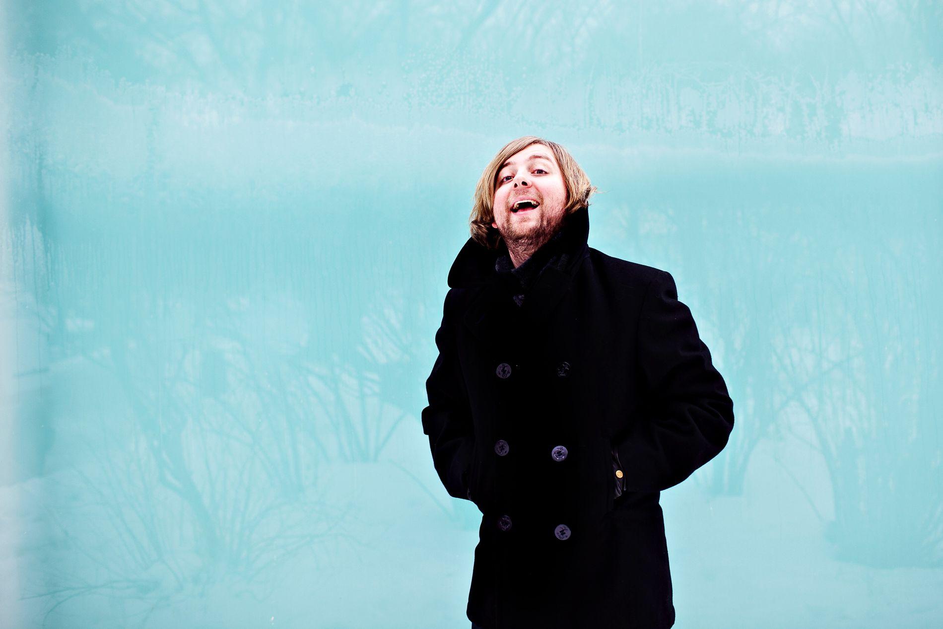 KOMIKER: Martin Beyer-Olsen er en norsk komiker og programleder, blant annet i «Underholdningsavdelingen» og «Martin og Mikkelsen» på NRK.