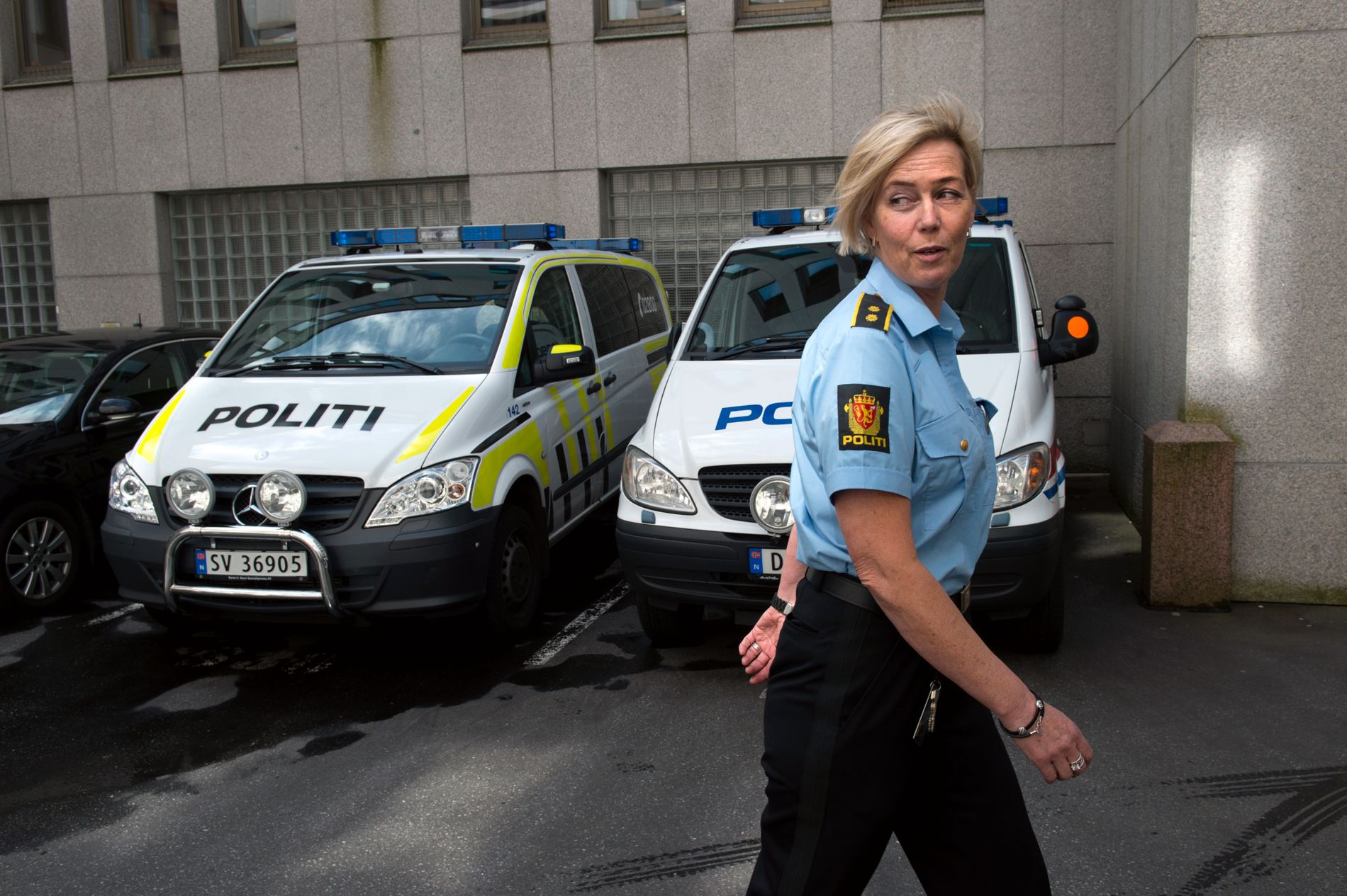 NYTTIG INNSPILL: Kvinnens debattinnlegg er en vekker for politiet, skriver politiinspektør Kari Marie Kjellstad i sitt svar.