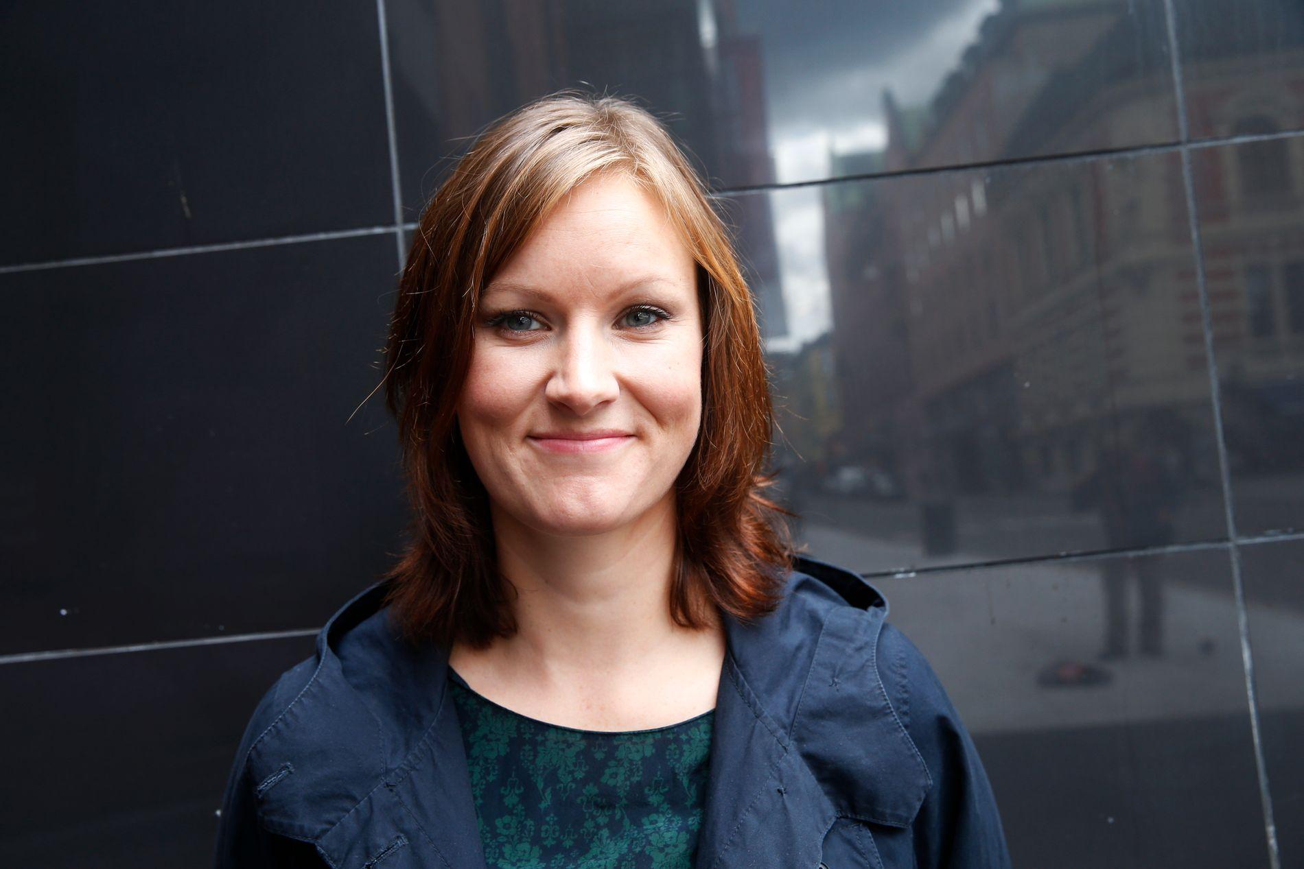 TIDLIGERE ELEV: Forfatter Agnes Ravatn gikk på Skrivekunstakademiet i 2004/2005.