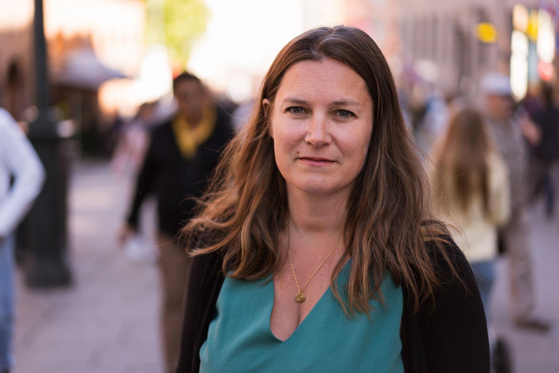 INNSENDEREN: Randi Hagen Eriksrud er generalsekretær i alkovettorganisasjonen Av-og-til.