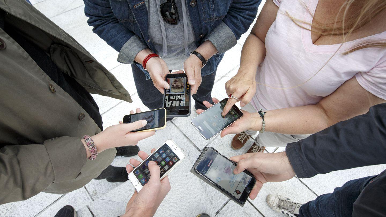 mobil i skolen