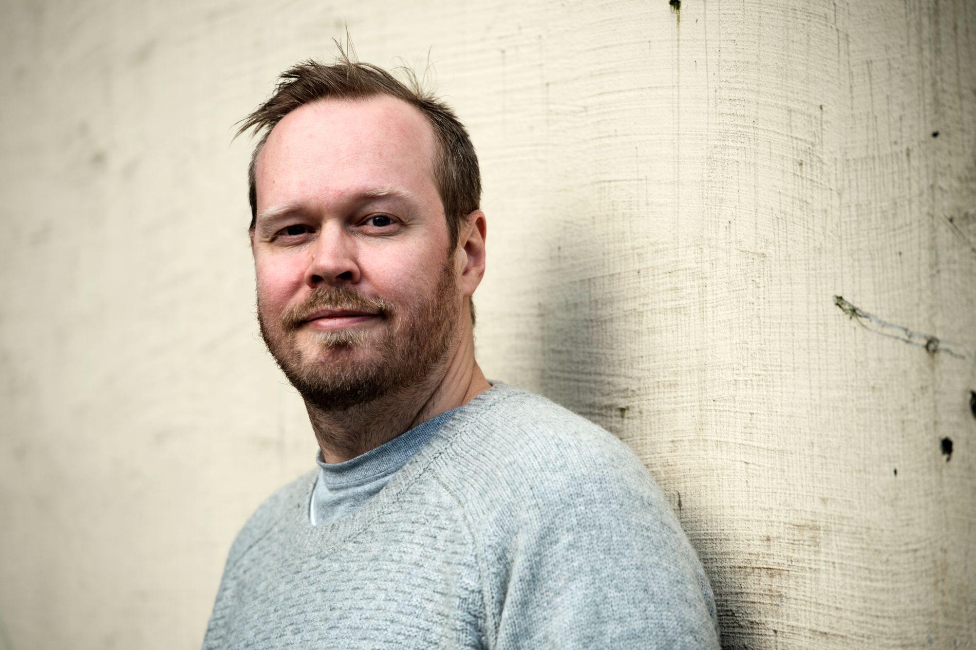 KOMIKER: Bergenseren Christoffer Schjelderup er blant dem som skal på Ole Bull scene torsdag kveld.