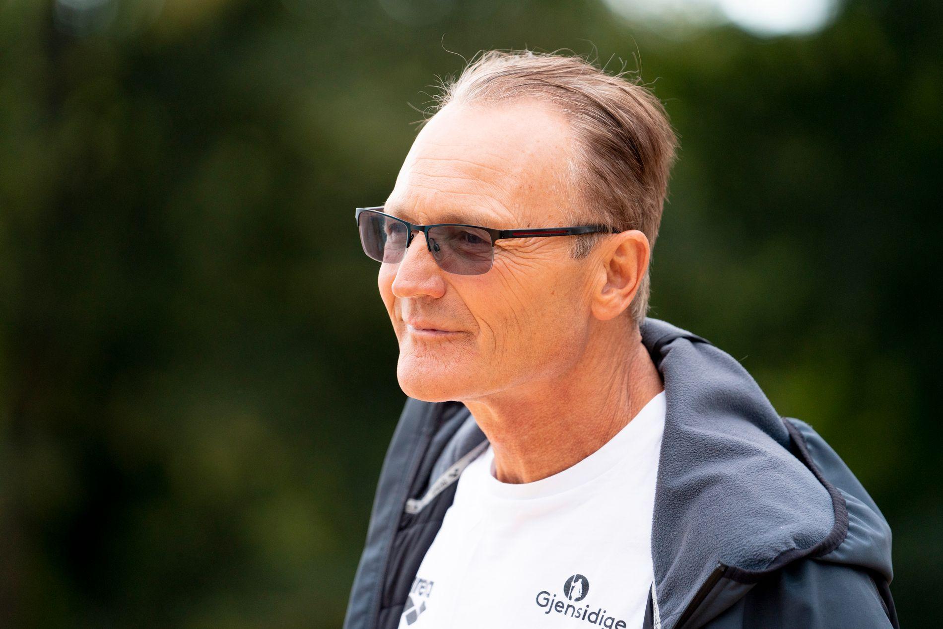 Landslagssjef Petter Løvberg gleder seg over at Norge har fått opp et nytt svømmetalent på kvinnesiden.
