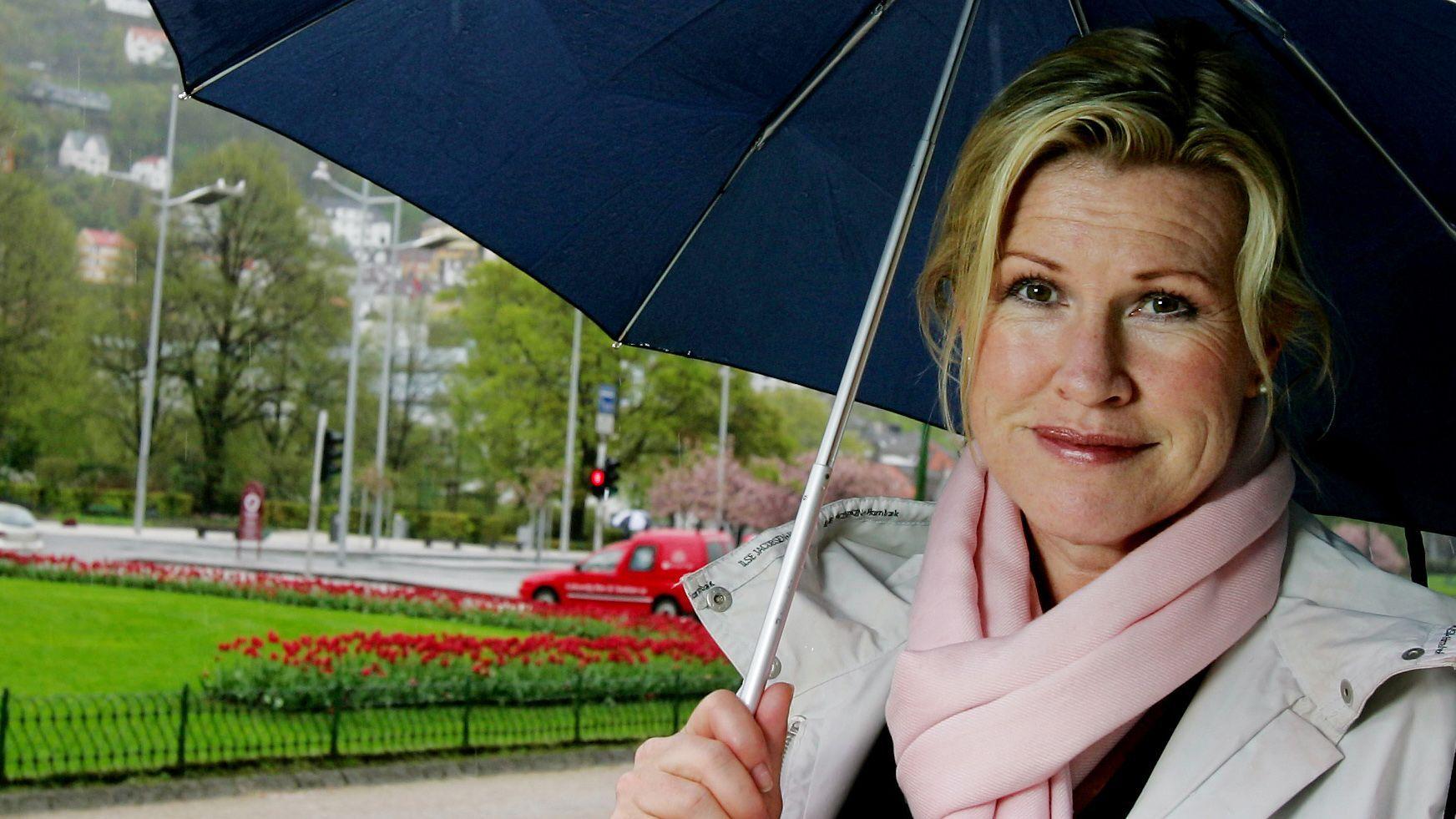 FÅR KRAV: Innsenderne krever at Guri Heftye (bildet), sjefen for Nordiske mediedager, avlyser arrangementet med den omstridte mannen Steve Bannon.