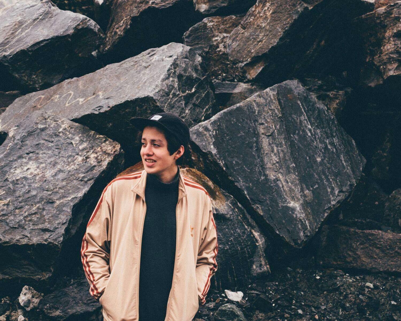 TALENTER: Bergensartisten Boy Pablo er blant dem som spiller på helgens store indie-fest.