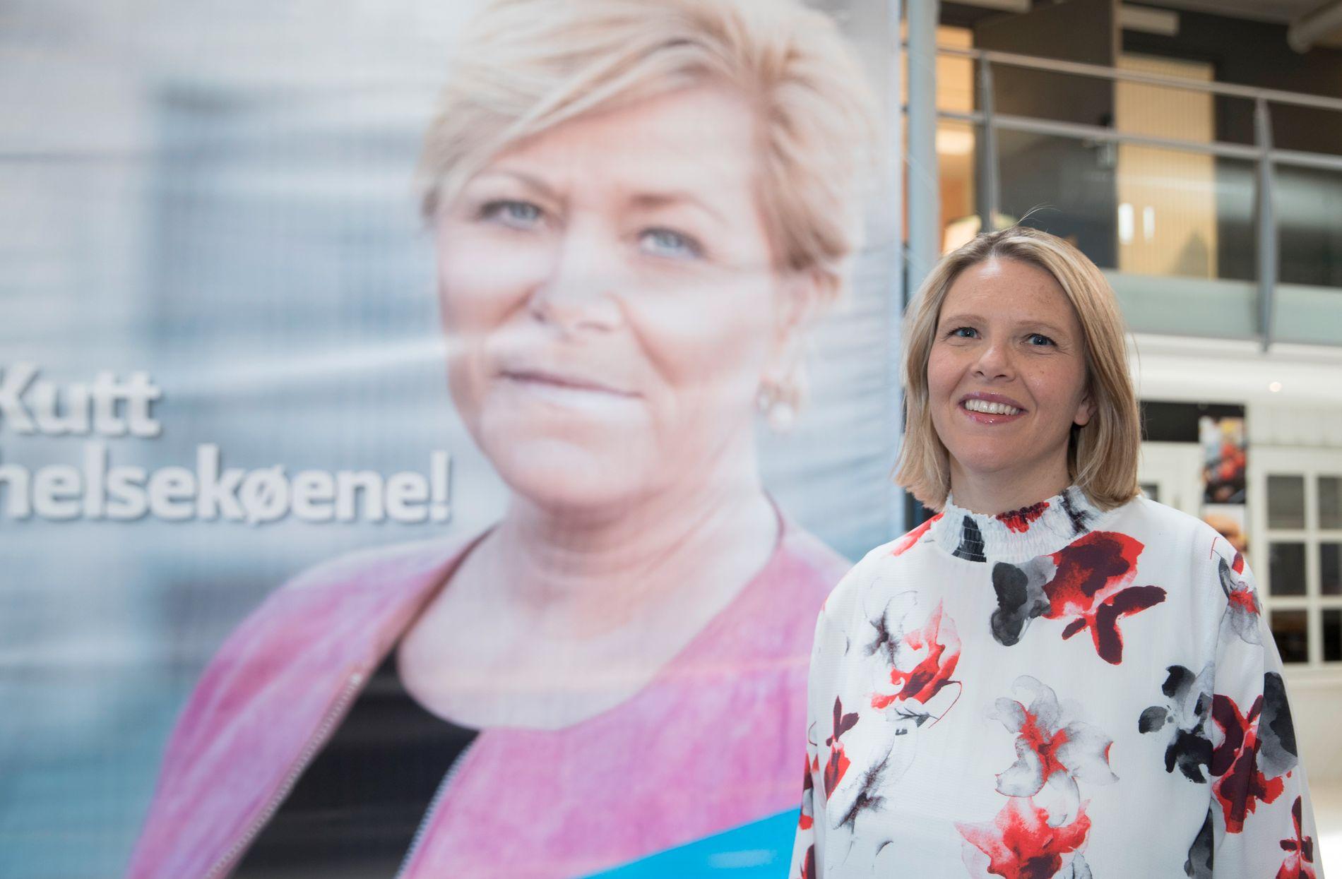 RETNINGSVALG: Hvilken visjon er det egentlig Siv Jensen og Sylvi Listhaug har for det fremtidige Norge, spør innsenderne.