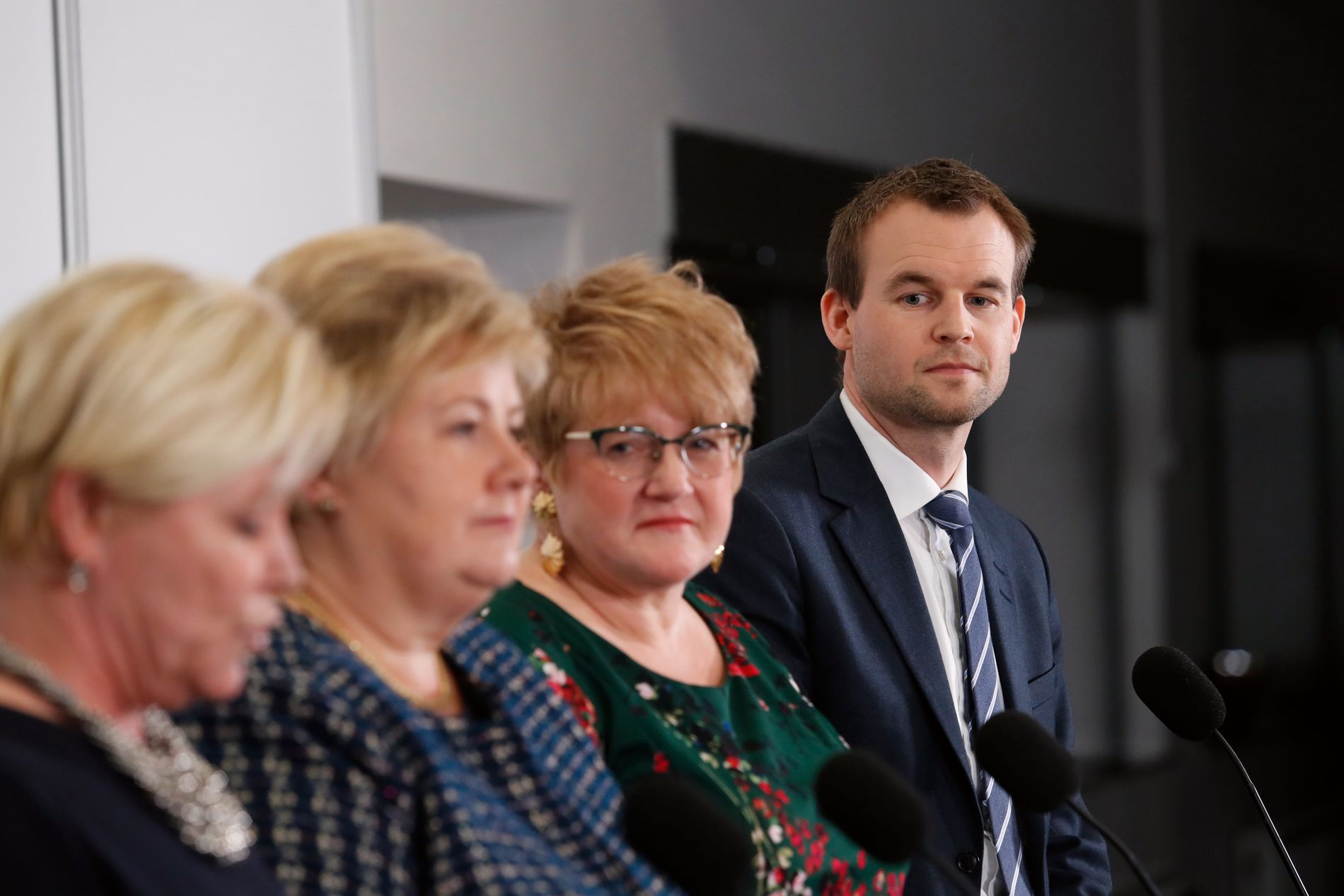 KLIMA: Venstre-leiar Trine Skei Grandes gjennomslag i den nye regjeringsplattforma på klimasida er ikkje dårleg, så lenge måla blir følgt opp i praksis, skriv BT på leiarplass.