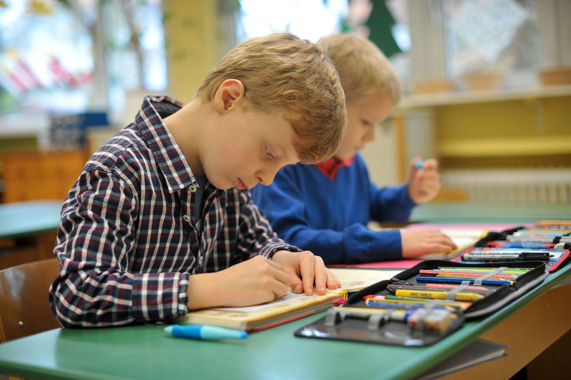 FLERE LÆRERE: For at barn skal bli sett, hørt og få den oppfølgingen de trenger, må det flere lærere inn i skolen.
