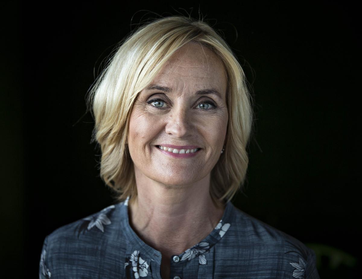 PARISER TO GANGER I ÅRET: Hege Duckert må til Paris minst to ganger i året. Nå bor hun i Brussel og har ett års permisjon fra jobben som kulturredaktør i NRK.