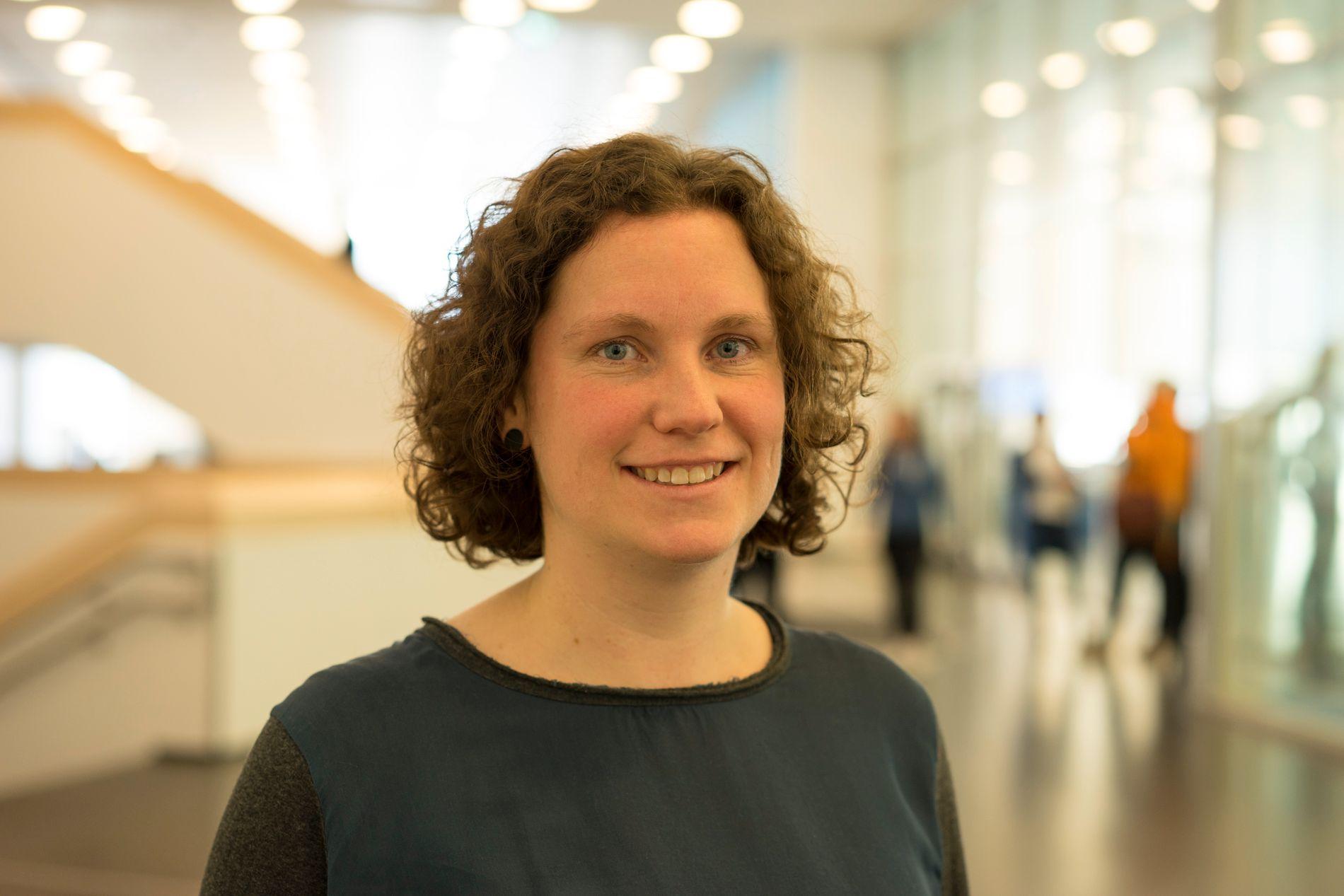 Mari-Kristine Morberg, Mobbeombodet i Hordaland.