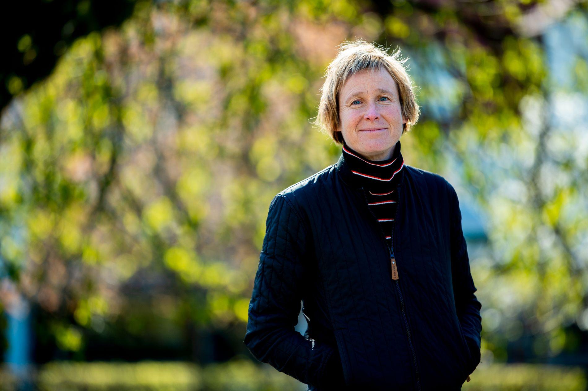 OPPDRAG MOTTRO: Linda Eide har premiere på Hordaland teater denne helgen.