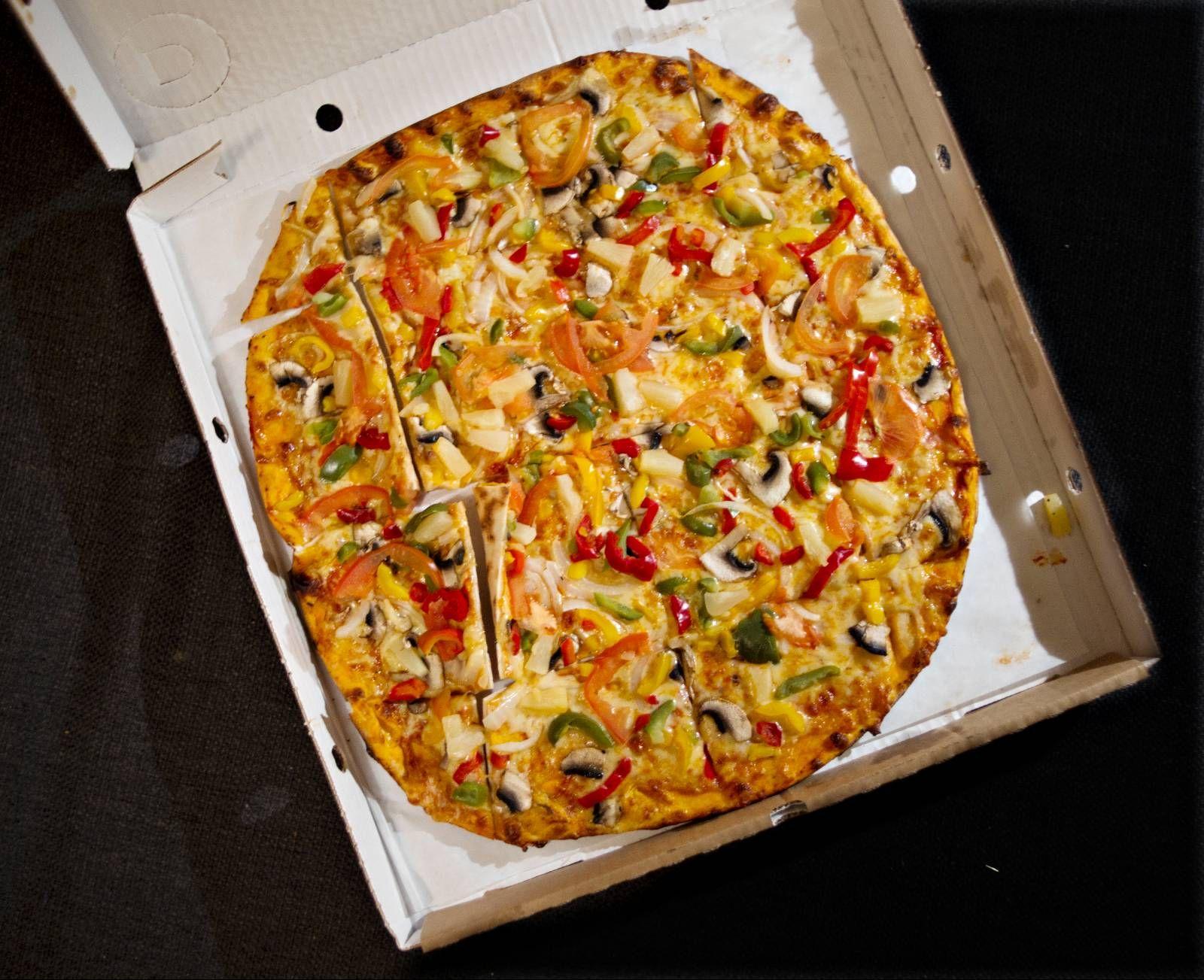 Sandviken Pizza og Kebab
