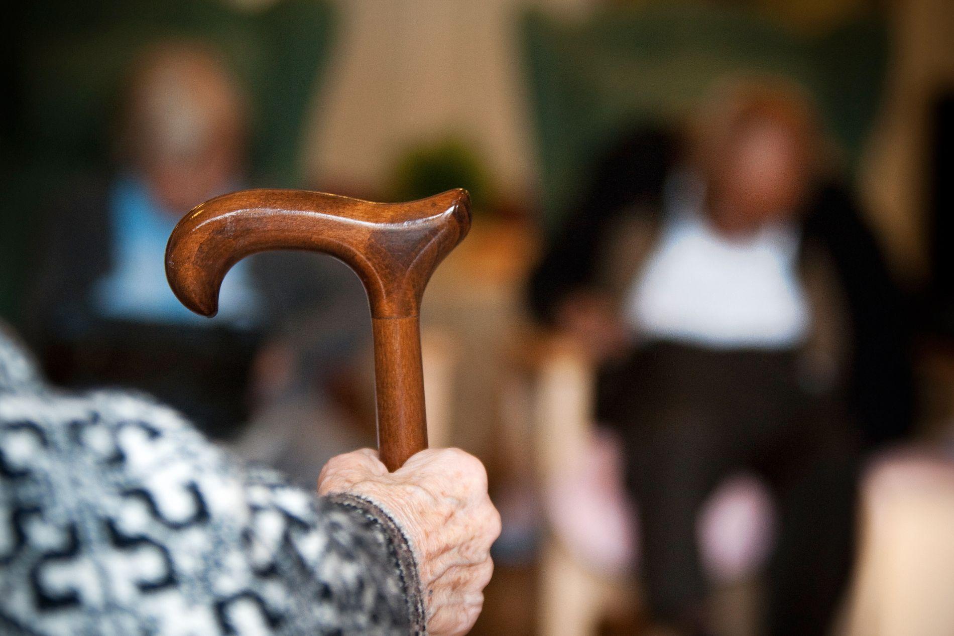 MÅ BLI BEDRE:  Antall eldre over 90 år øker med 20 prosent de nærmeste fire årene. Vi må gjøre mer for å jobbe smartere, skriver byråd Vigdis Anita Gåskjenn (KrF).