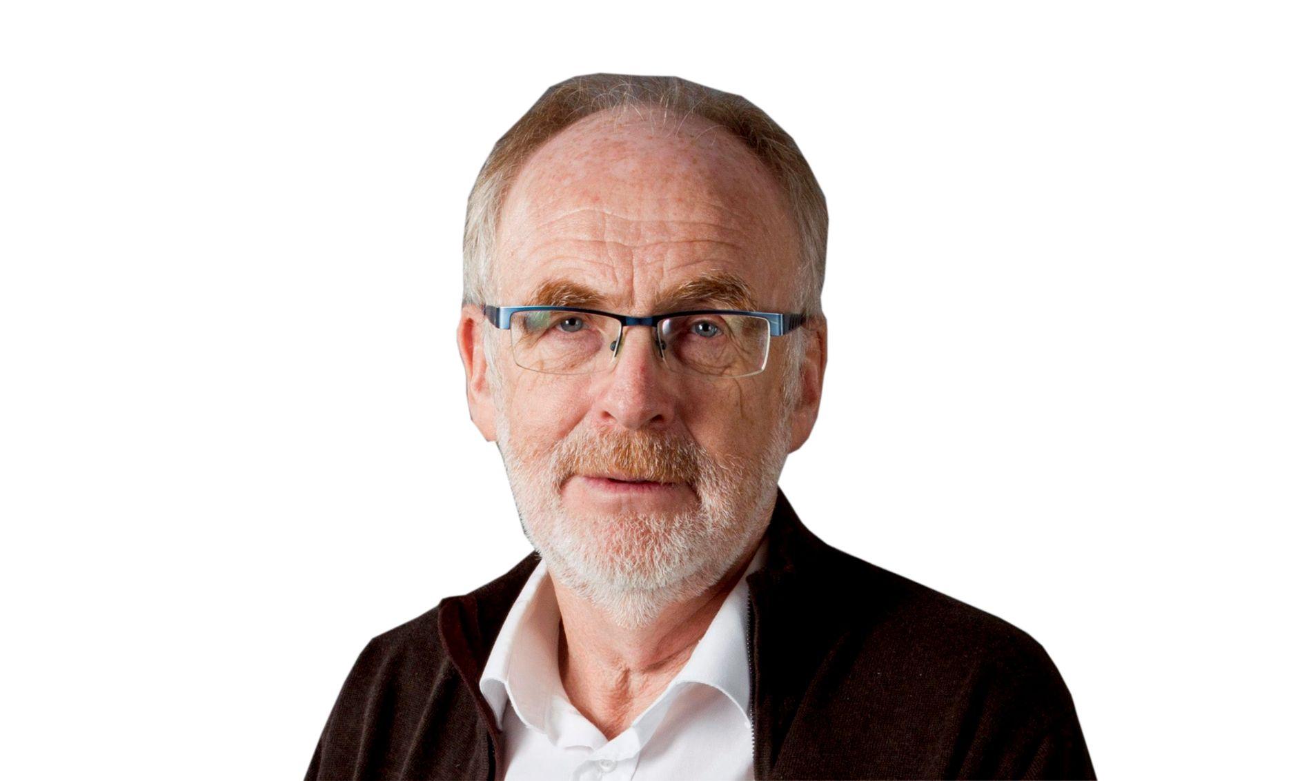 Aftenpostens sportskommentator Ola Bernhus.