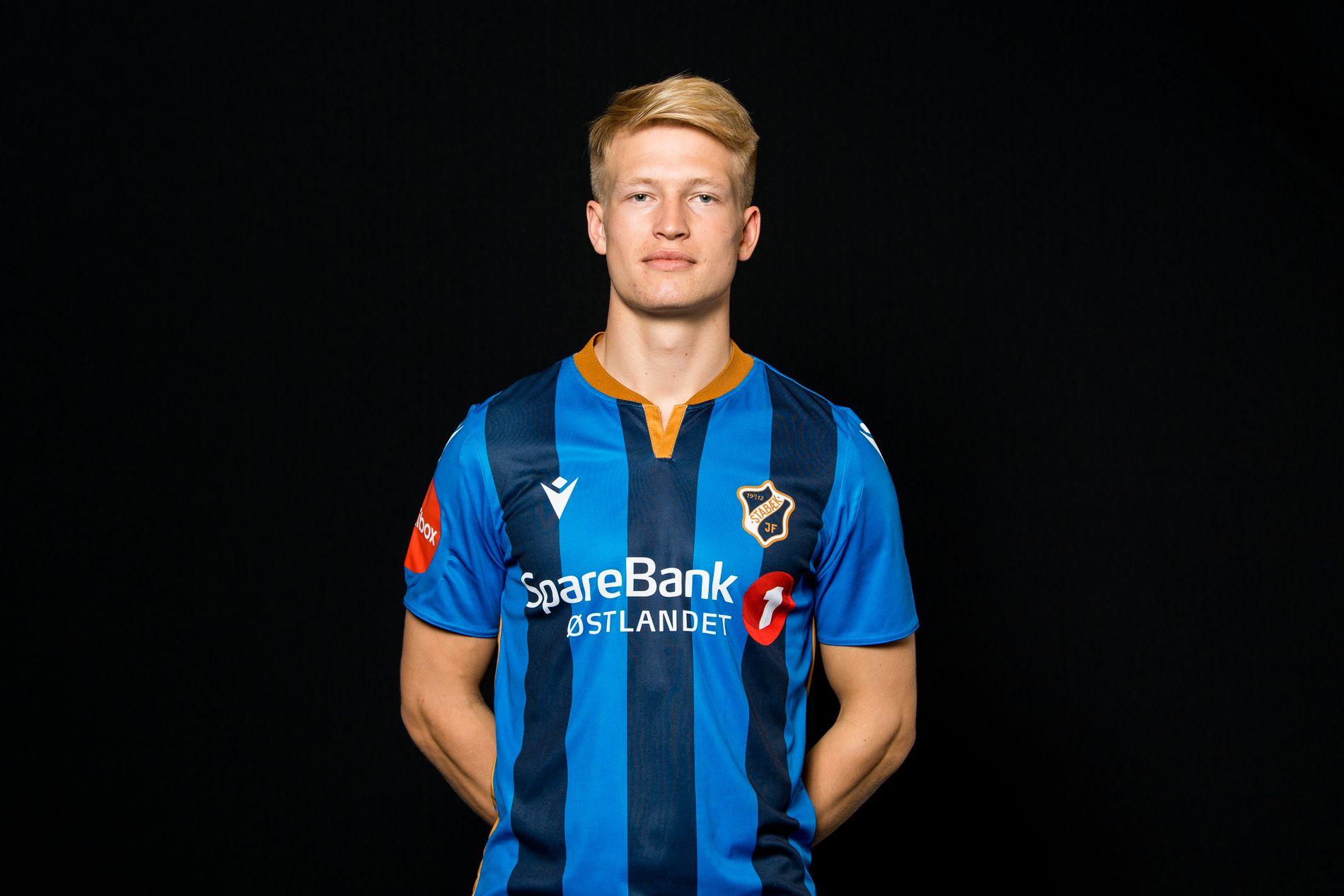 Stabæk-kaptein Andreas Hanche-Olsen.