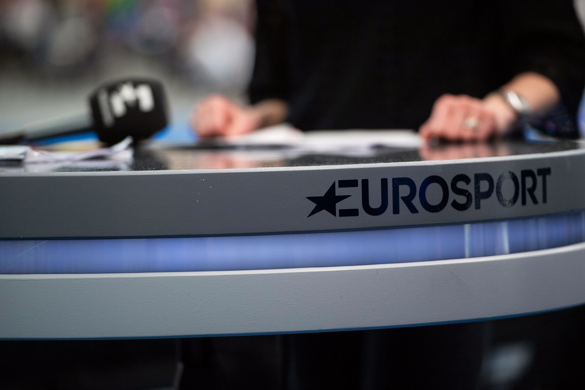 Kanalen Eurosport, som er rettighetshaver av Eliteserien og OBOS-ligaen, mottok flere klager over feilinformasjon på sendeskjema søndag. Bildet over er tatt i en annen sammenheng.