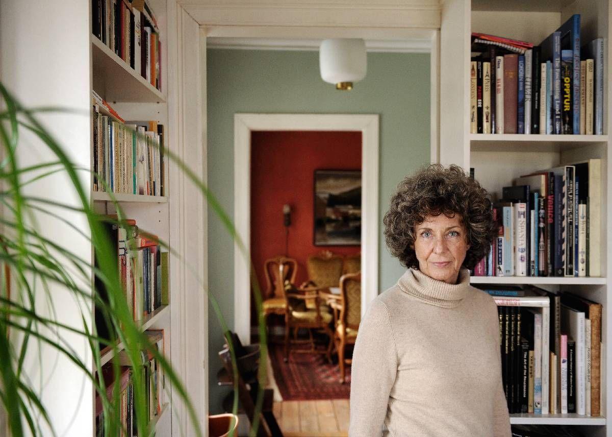 DAGLIG LEDER: Kristin Helle-Valle.