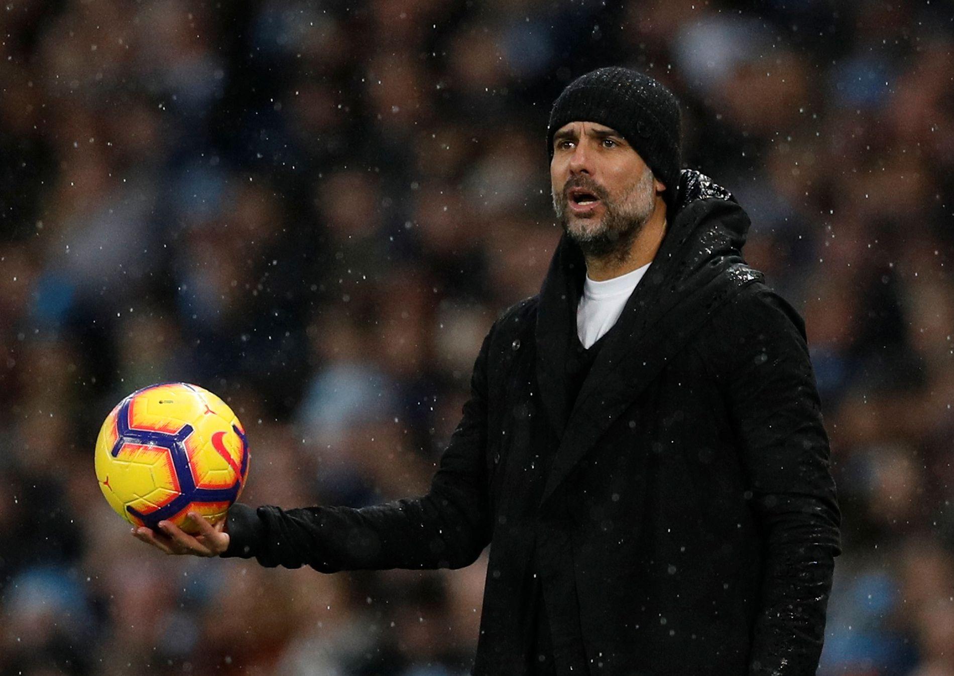 Manchester City prøvde lenge å hente Pep Guardiola som manager. I 2016 fikk de napp.