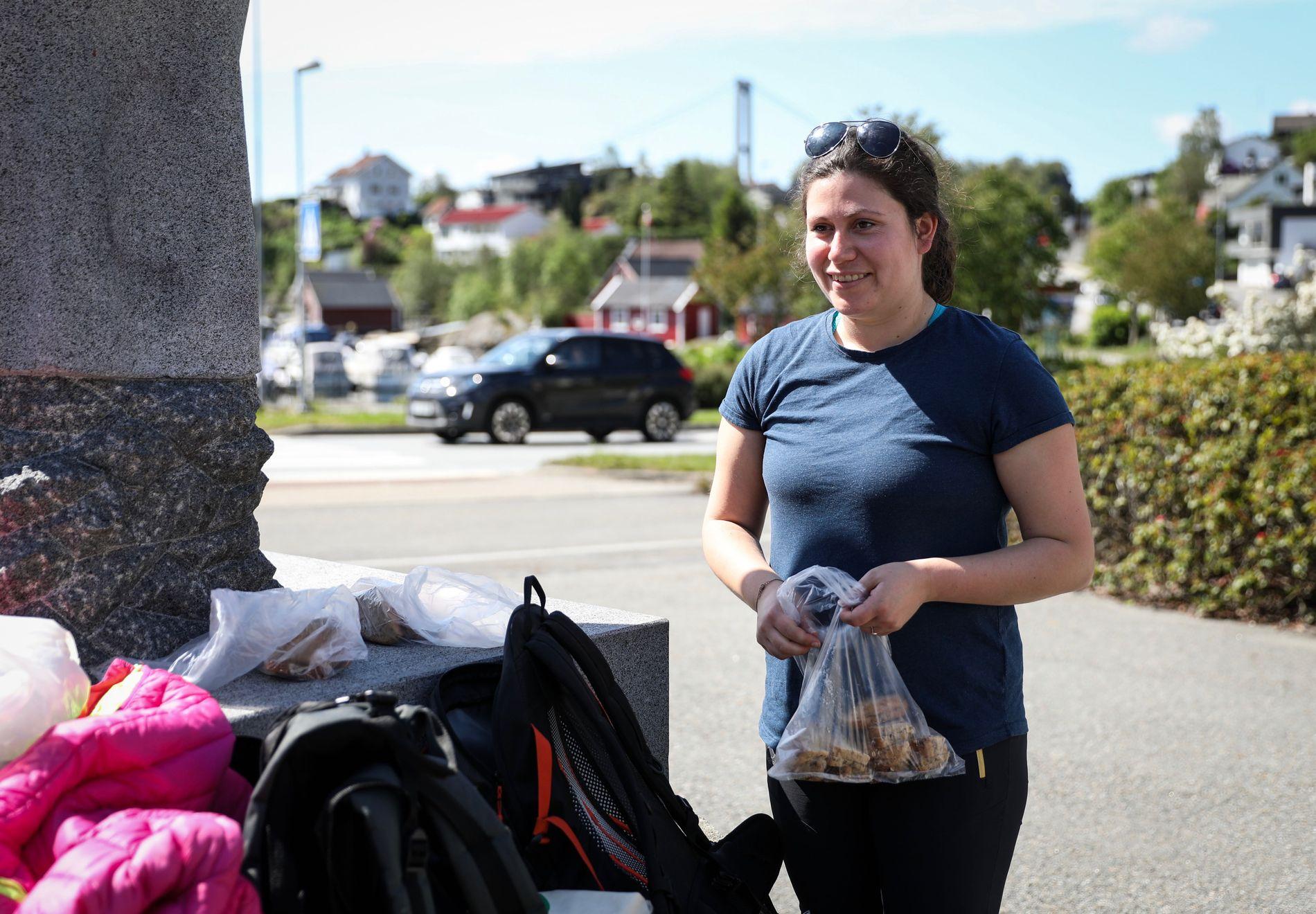 IKKE UVANLIG: Barnehagelærer Charlotte Hansen har opplevd kokevarsel flere ganger.