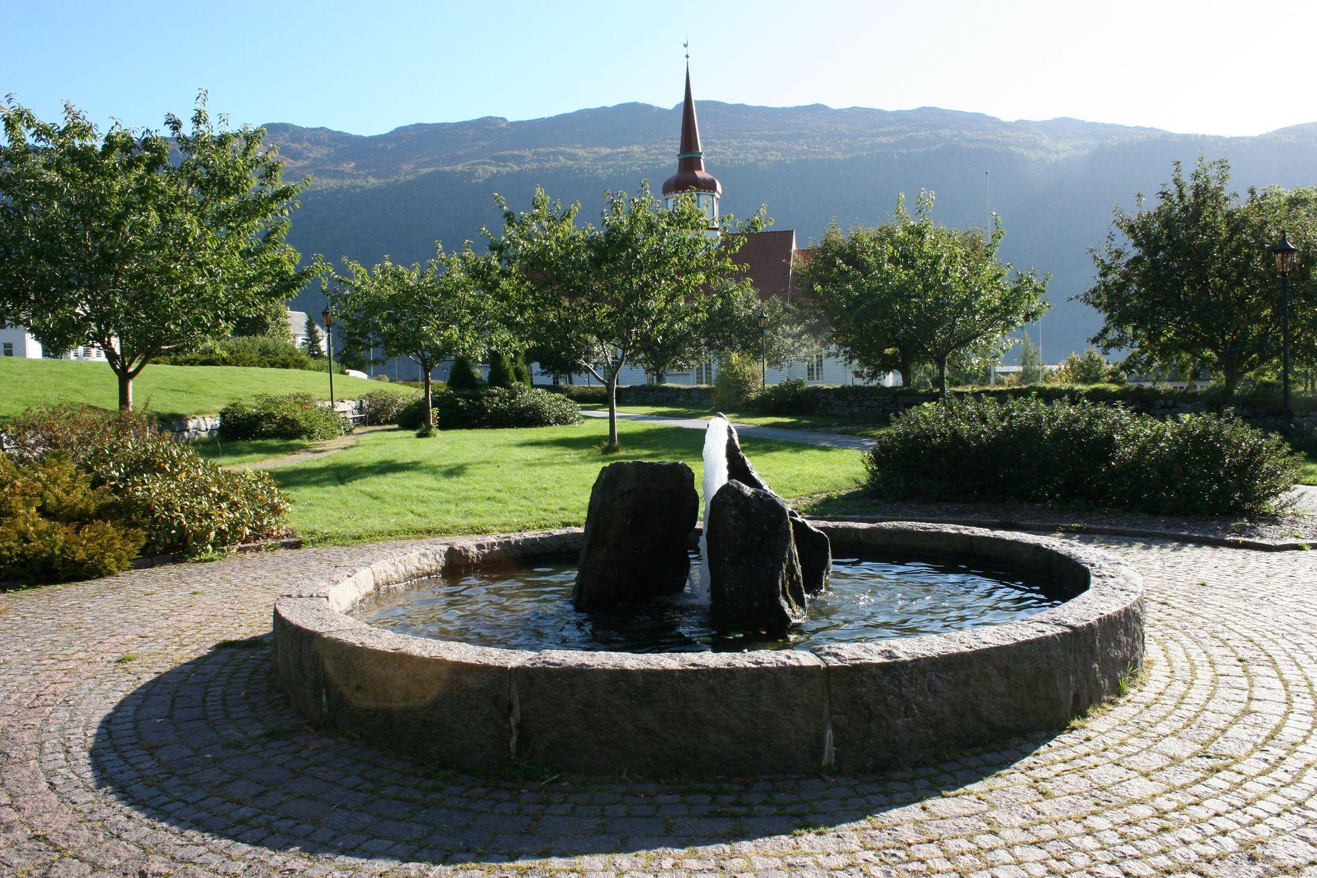 REDUSERTE KOSTNADER: På Nordfjordeid utvikla lokale aktørar løysingar for fjordvarme som energikjelde. Drivkrafta var reduserte driftskostnader, skriv innsendaren.