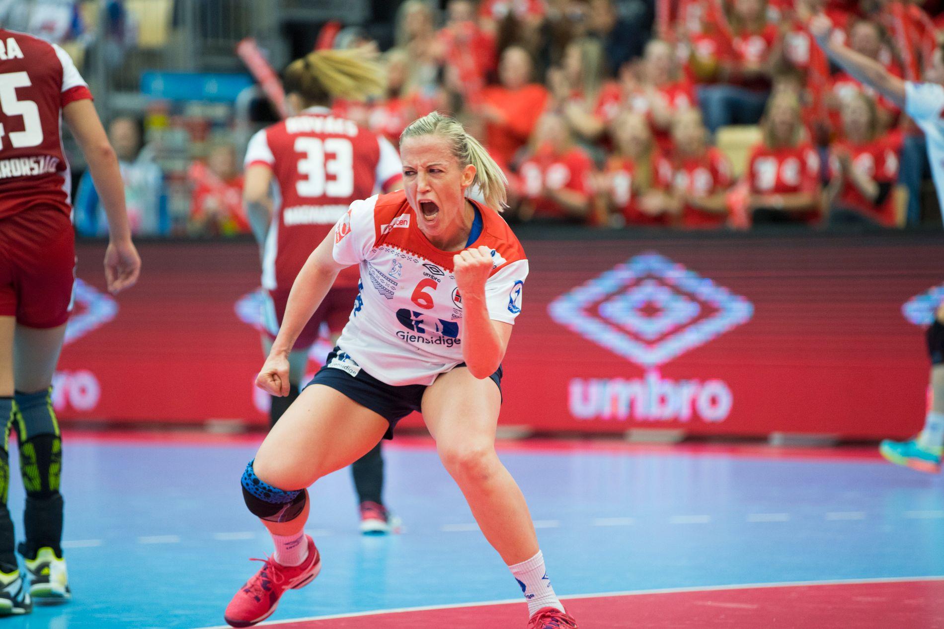 Syv  mål ble det på Heidi Løke i lørdagens kamp mot Sør Korea. Russland søndag blir siste test før VM.