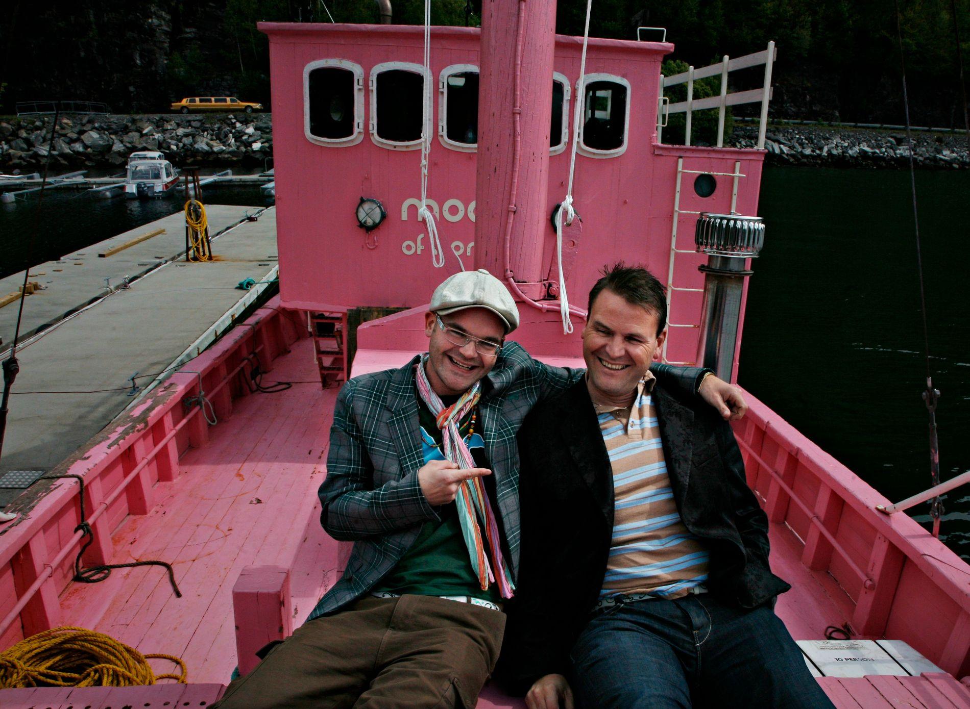 1f3a9dbd Han og medaksjonær Simen Staalnacke tar ut 1,7 millioner hver i utbytte fra  Moods of Norway. ARKIVFOTO: Oddleiv Apneseth