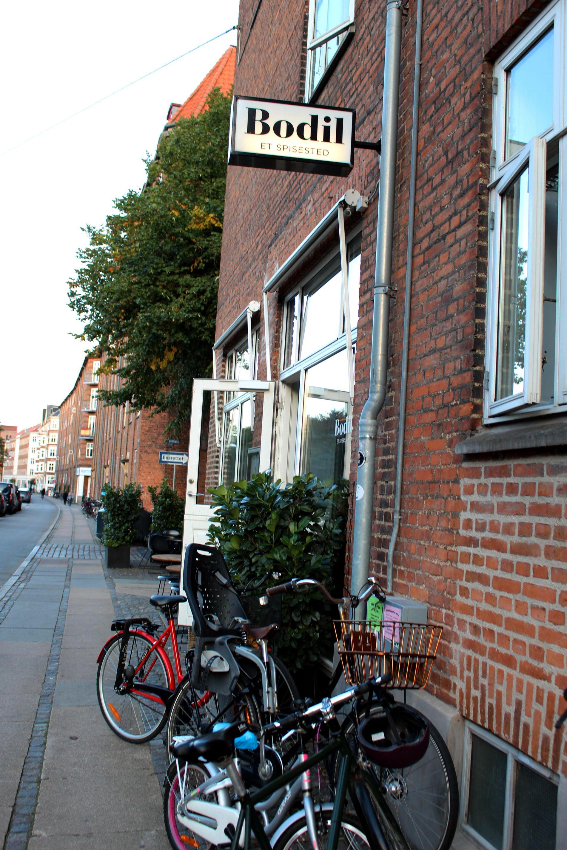 I NABOLAGET: Bodil er en del av et restaurantkonsept. Den lille restauranten er verdt et besøk.