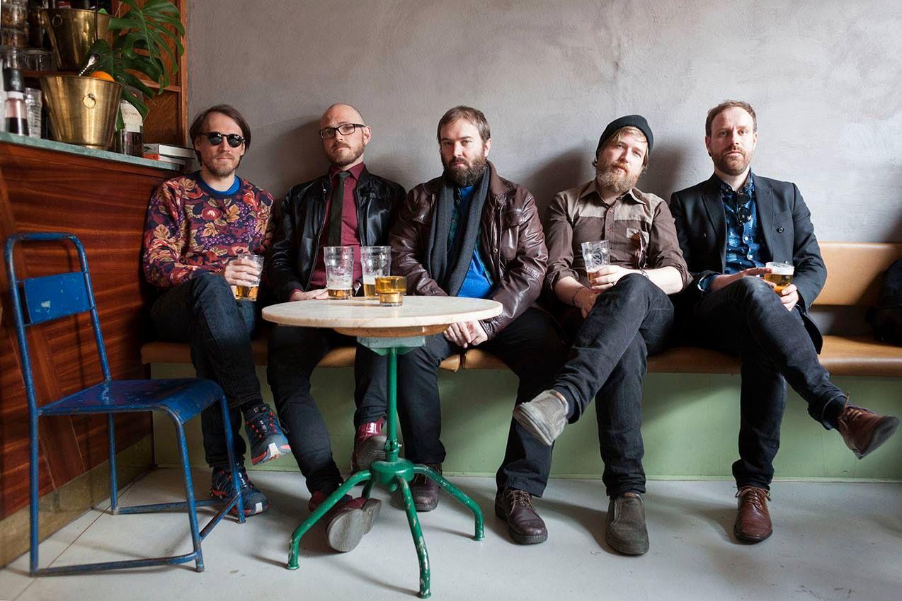 NY FESTIVAL: Close To The Rain–Bergen Prog Festival–arrangeres for første gang til helgen. Her ser vi bandet Wobbler, en av hovedattraksjonene.