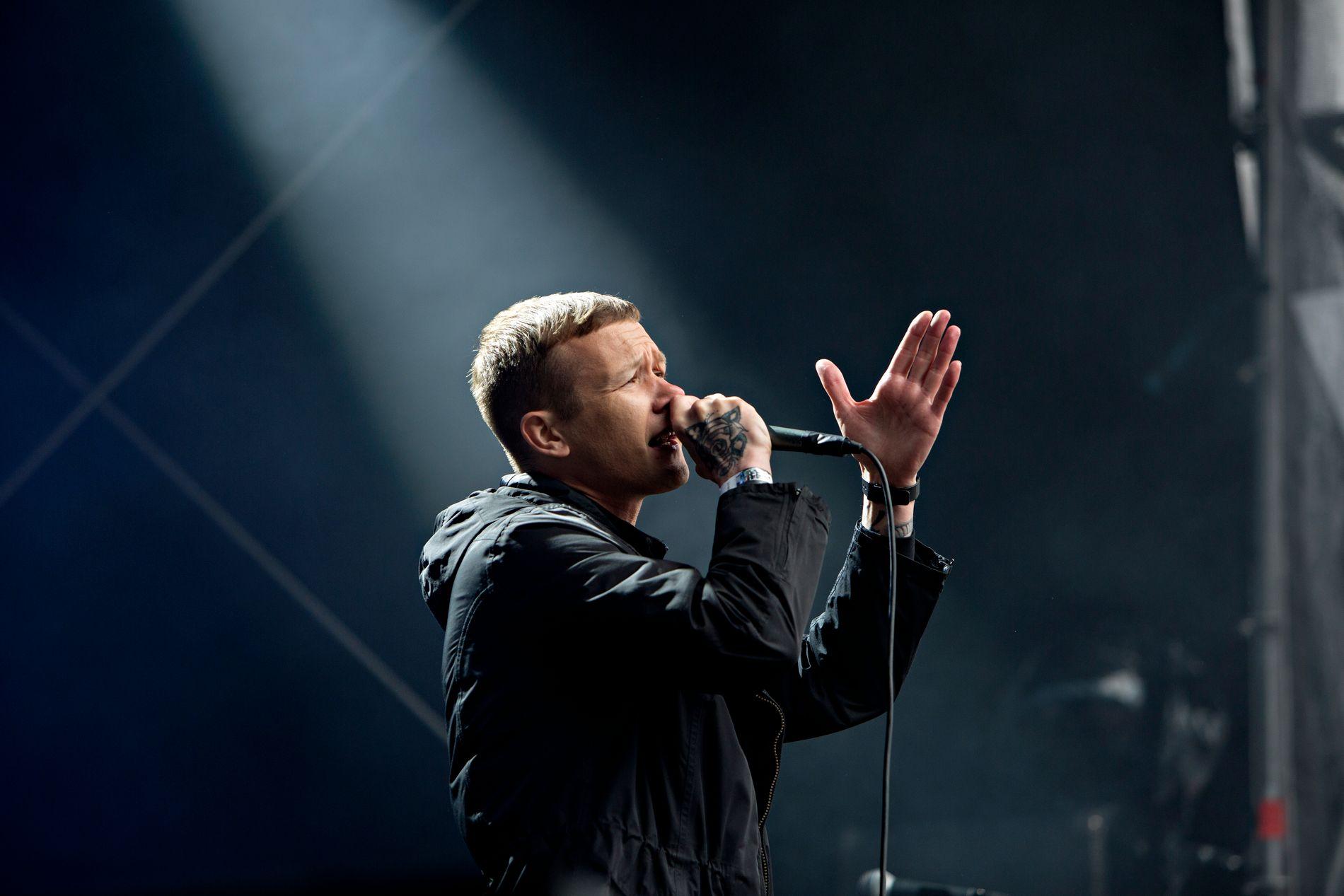 NORDSJØEN: I fjor spilte John Olav Nilsen & Nordsjøen på både Bergenfest og Vill Vill Vest. På torsdag blir det minikonsert og slipp av den nye liveplaten.