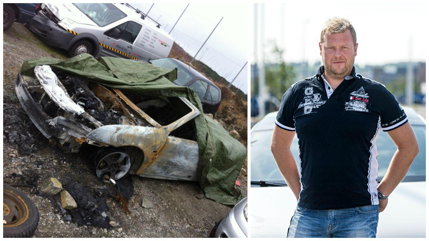 DØMT OG FRIFUNNET: Svein Arne Borg ble dømt for forsikirngssvindel. Så engasjerte han privatetterforskere og vant mot forsikringsselskapet.