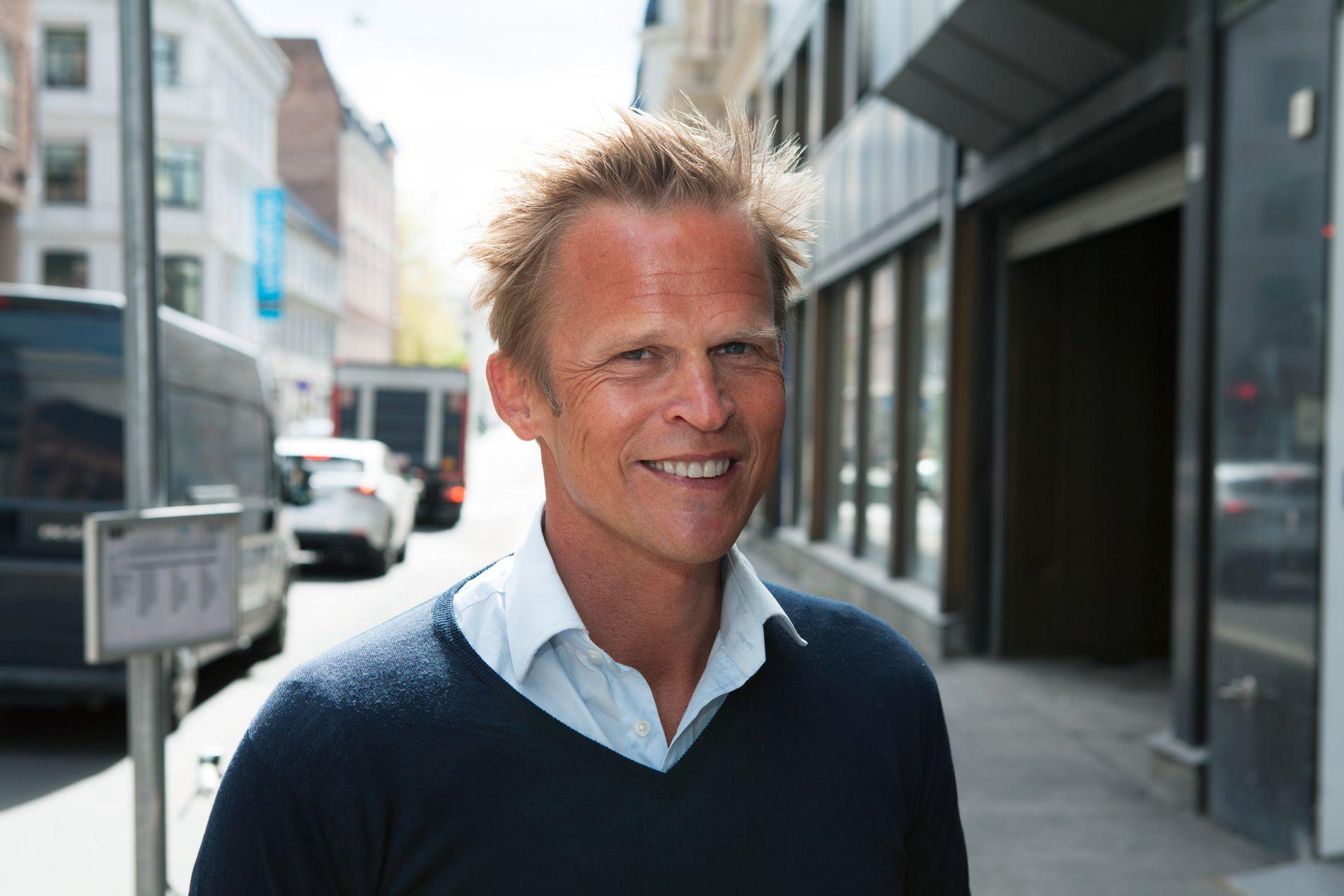 Knut Ivar Karevold.