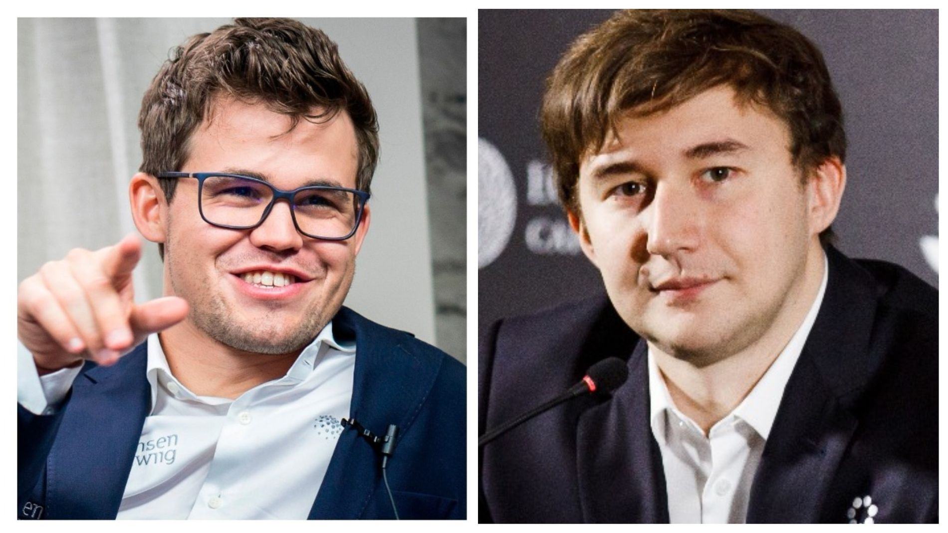 Magnus Carlsen kan få Sergej Karjakin som VM-utfordrer - igjen.