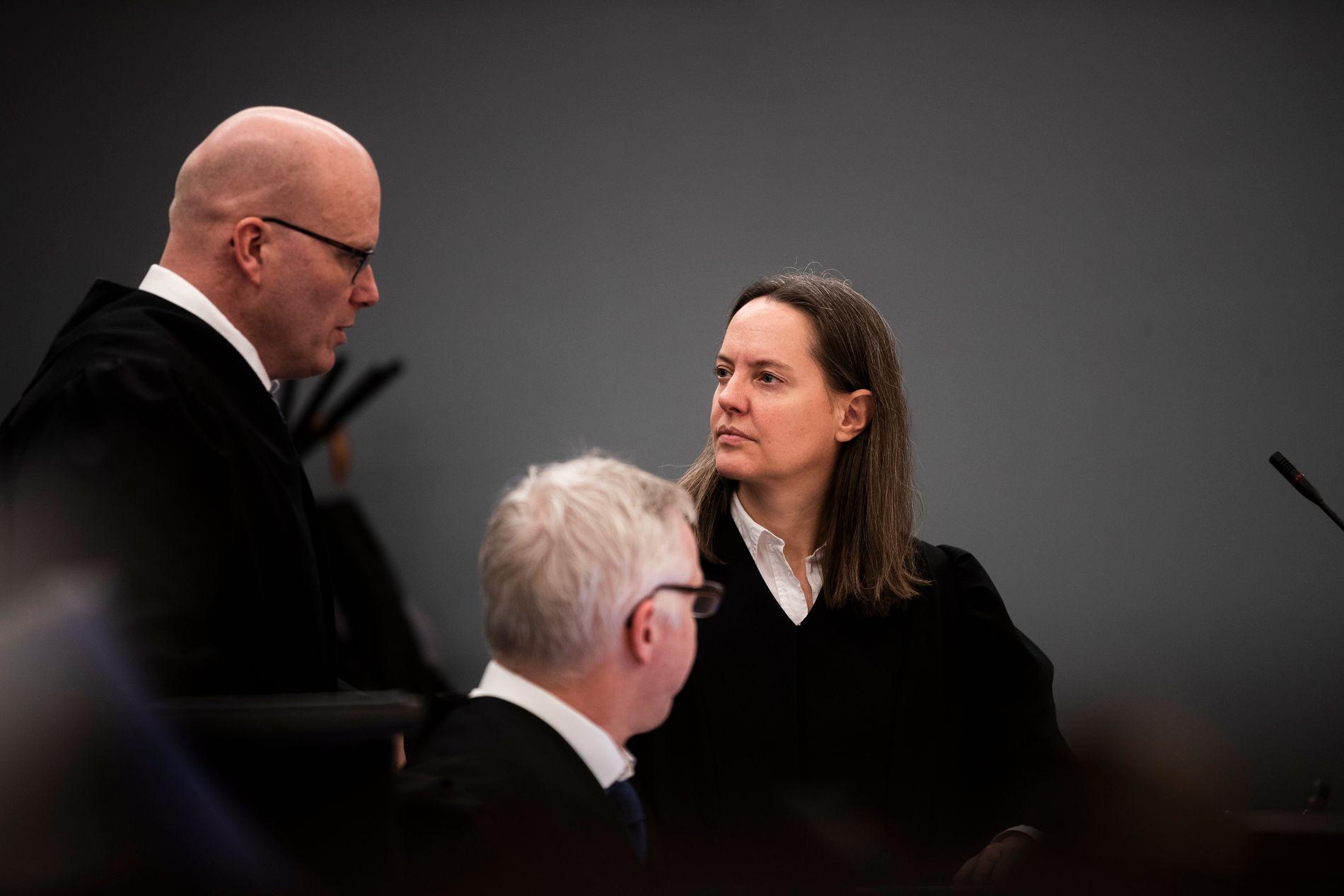 LYKTES IKKE: Aktoratet fra Spesialenheten for politisaker klarte ikke å overbevise juryen om at Eirik Jensen var skyldig i medvirkning til innførsel av narkotika.