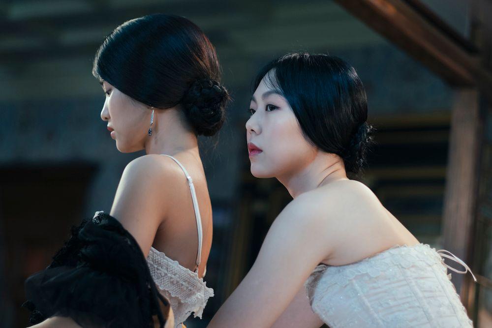 57fc4152 «KAMMERPIKEN»: Min-hee Kim og Tae-ri Kim som Hideko og Sokee. byoutline  Filmweb