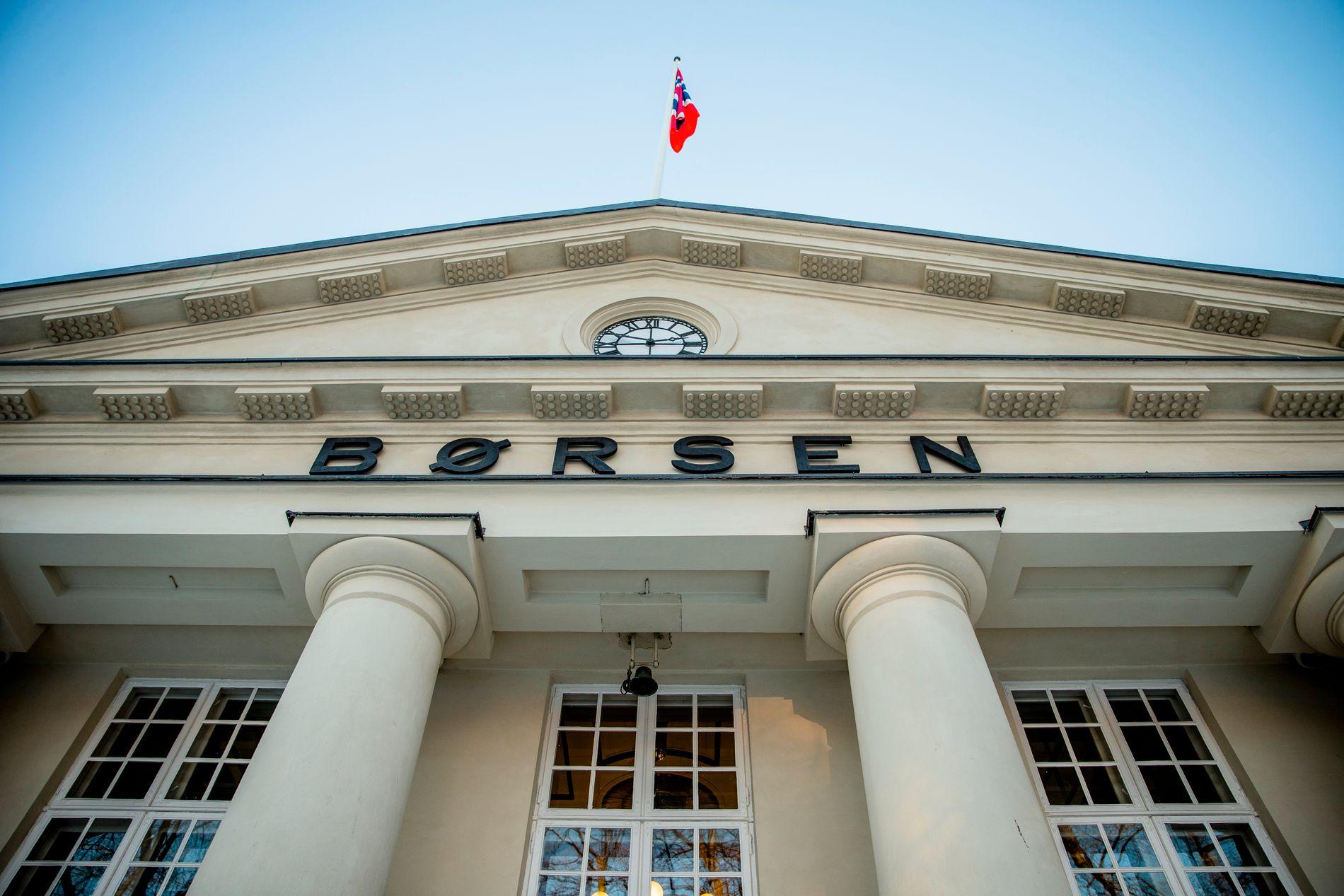 Euronext vant kampen om Oslo Børs. Arkivfoto: Stian Lysberg Solum / NTB scanpix