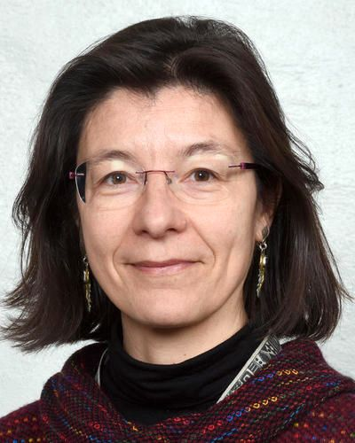 Lege og førsteamanuensis Esperanza Diaz