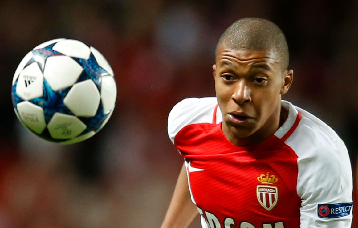 Klarer Arsene Wenger å lokke Monaco-stjernen Kylian Mbappe til London?