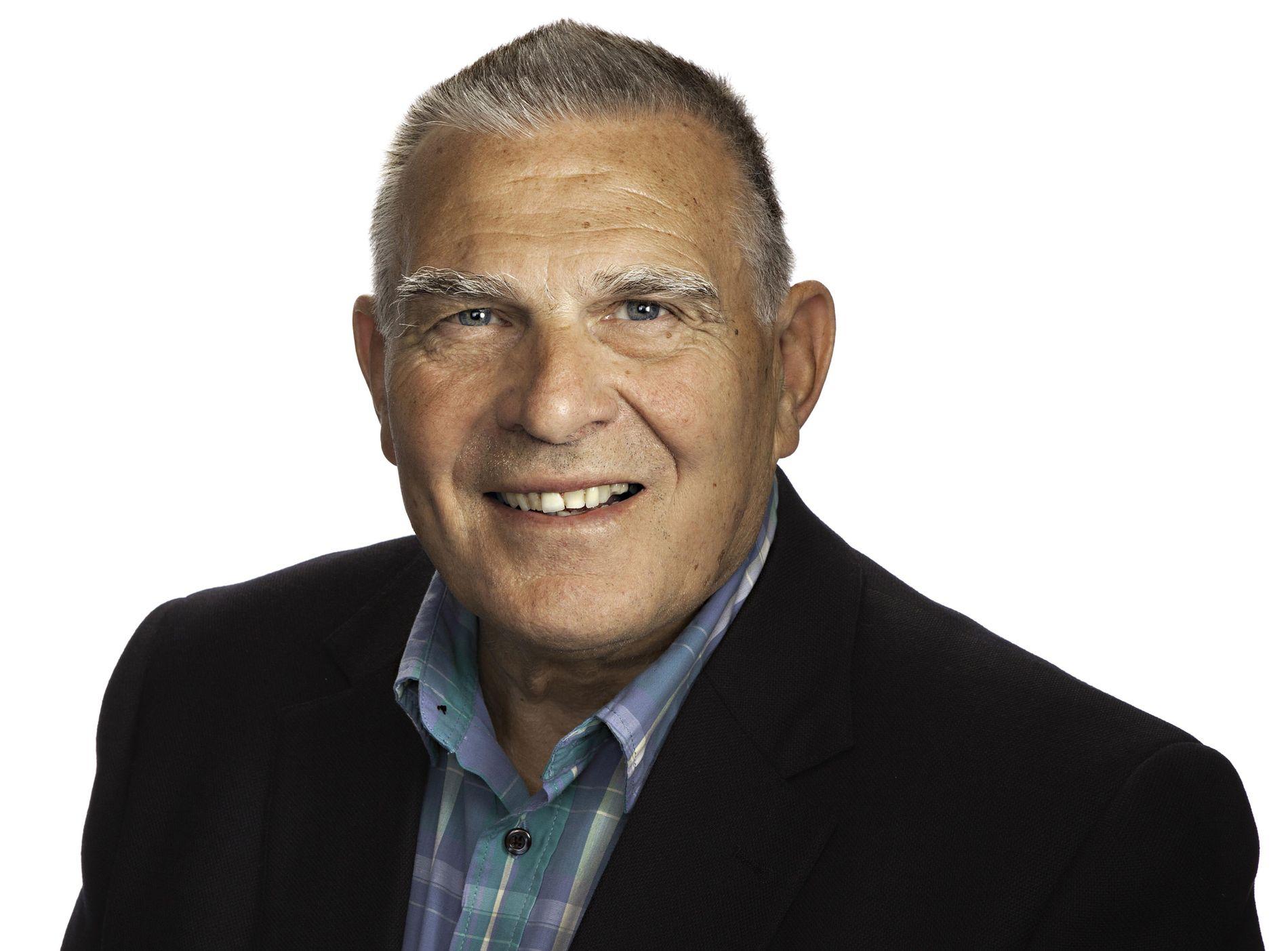 Norvald Visnes, fraksjonsleder komite for miljø og byutvikling (H).