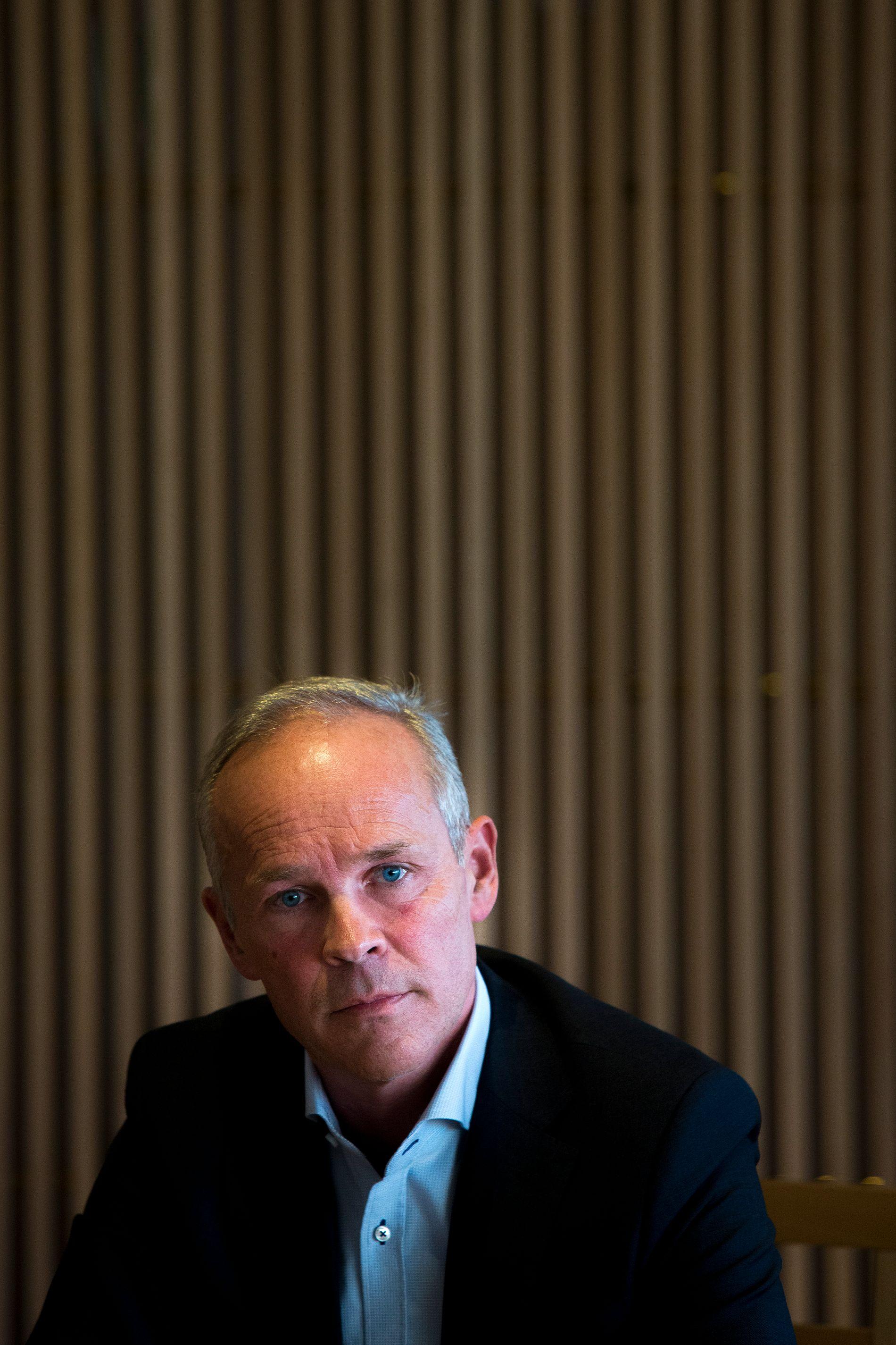 KOMMUNE: Folkeavstemninger har en viktig funksjon i det norske demokratiet, men bare om de brukes med omhu og med respekt for velgeren, mener BT. Her er kommunalminister Jan Tore Sanner.